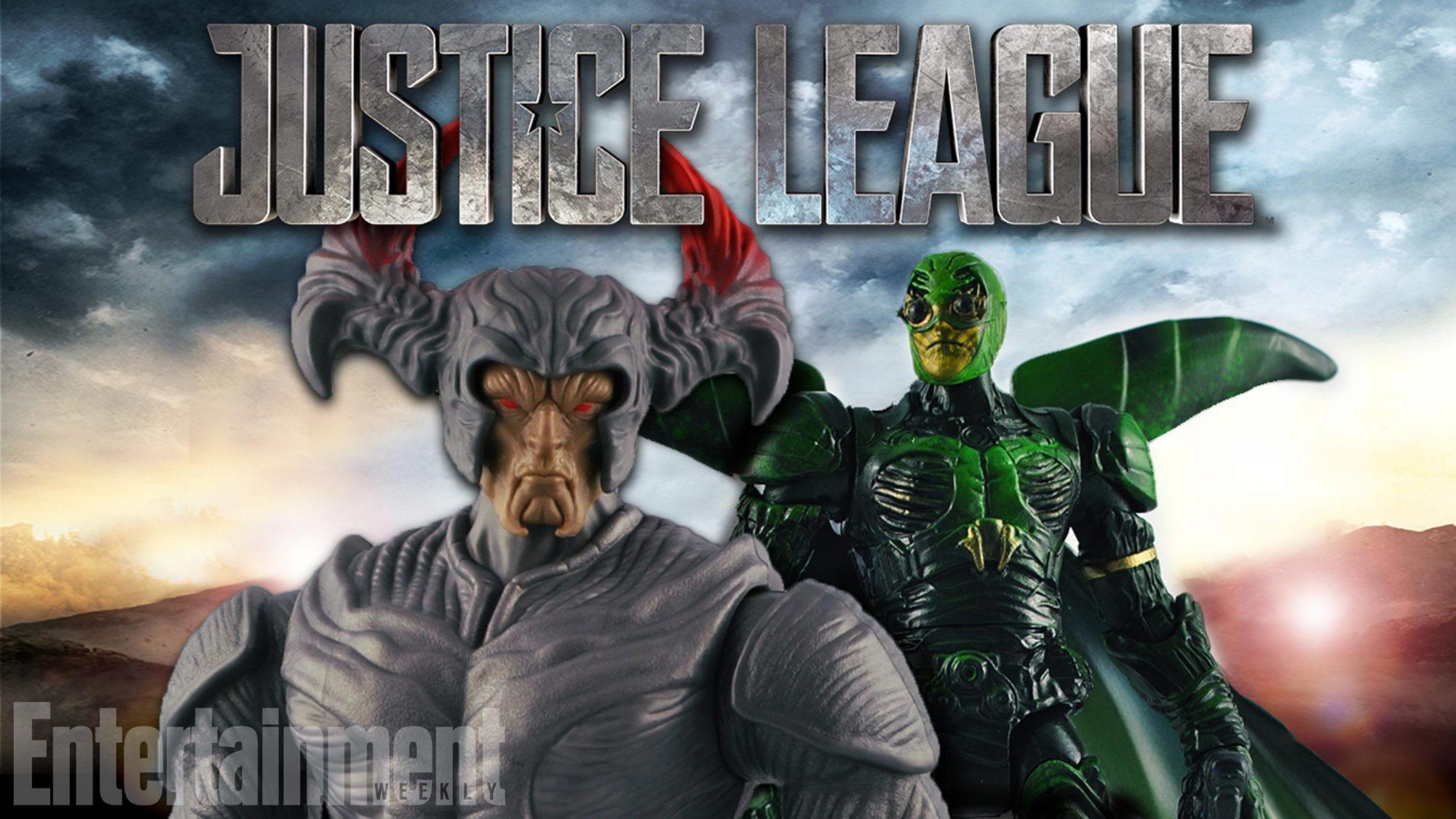 Justice League Toys CR: DC