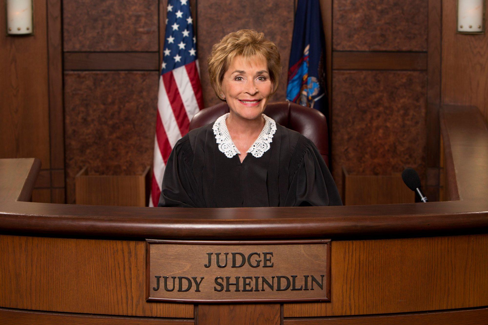 Judge Judy Gallery