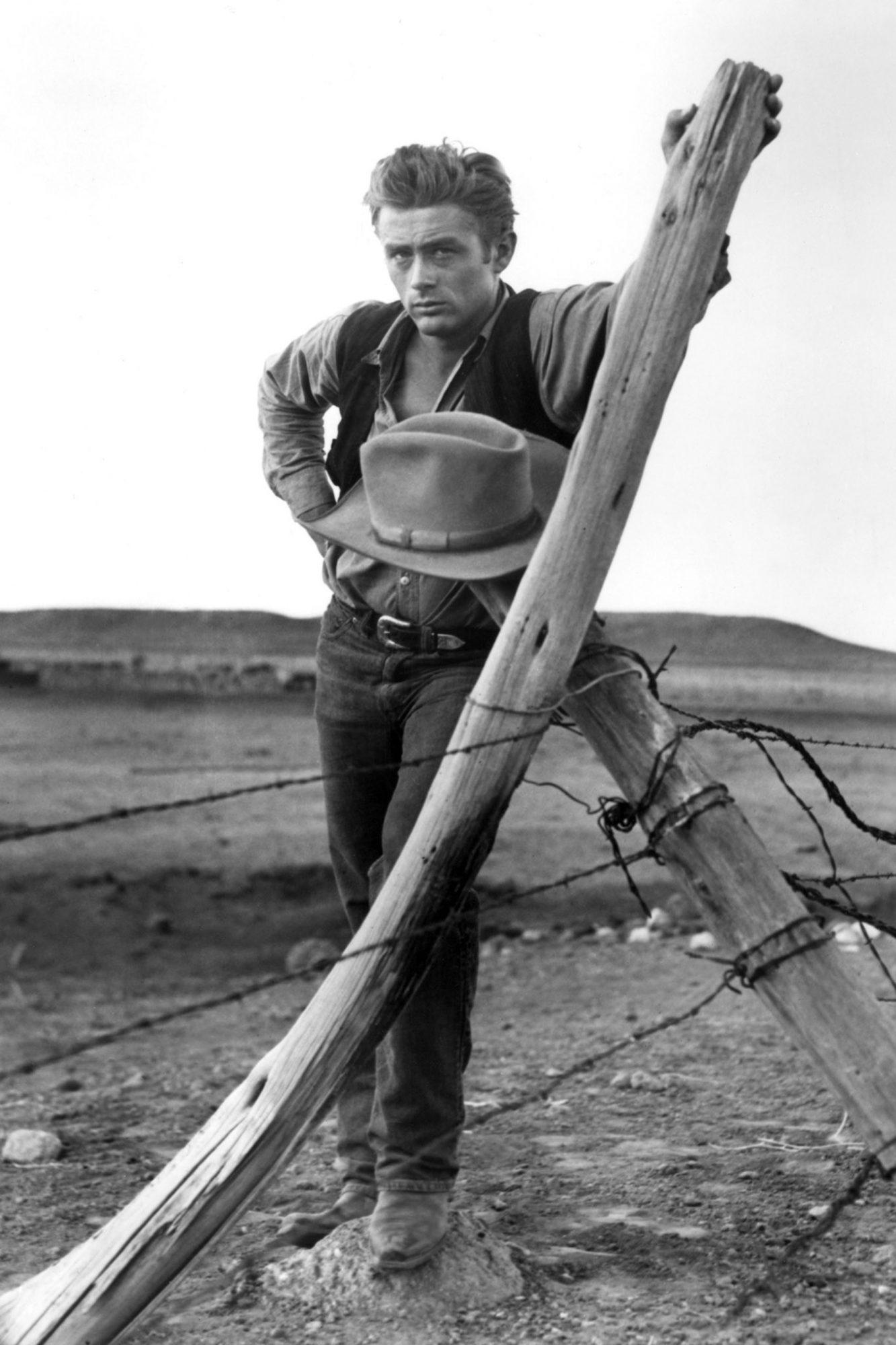 GIANT, James Dean, 1956
