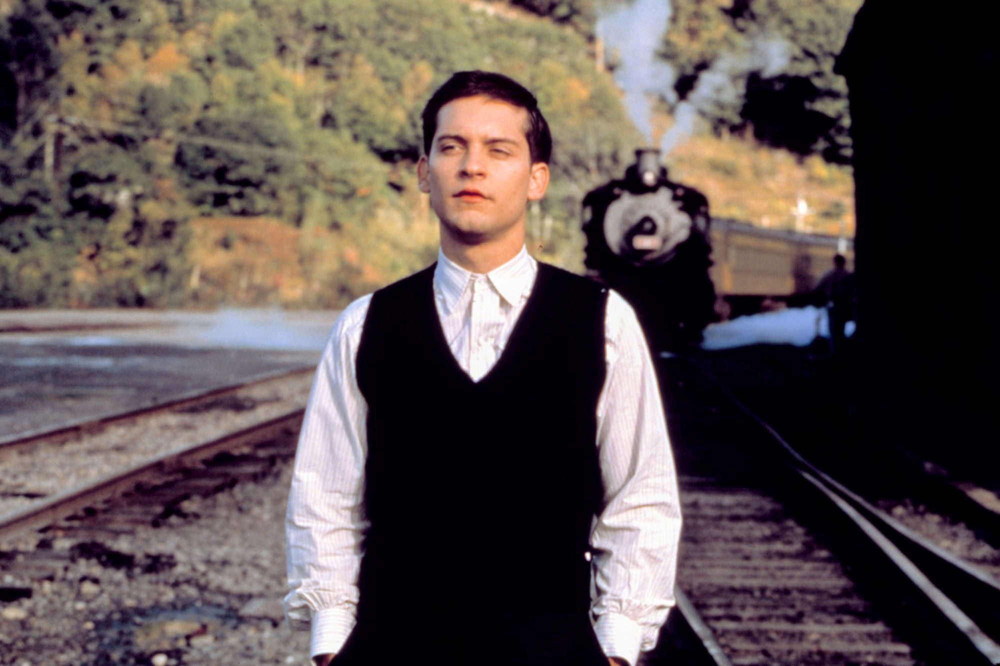 CIDER HOUSE RULES, Tobey Maguire, 1999