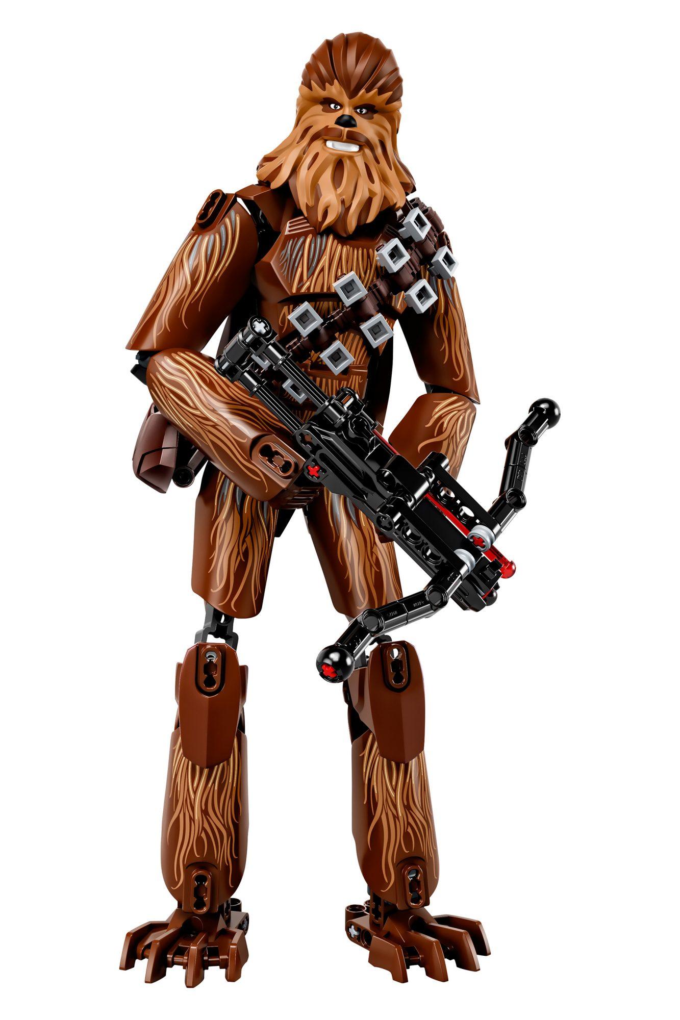 LEGO® Star Wars™ Episode 8 Set