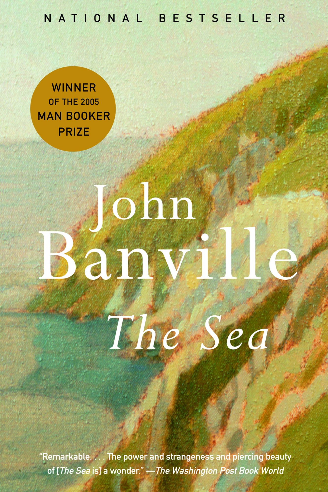 The Sea Paperback – August 15, 2006by John Banville  (Author)