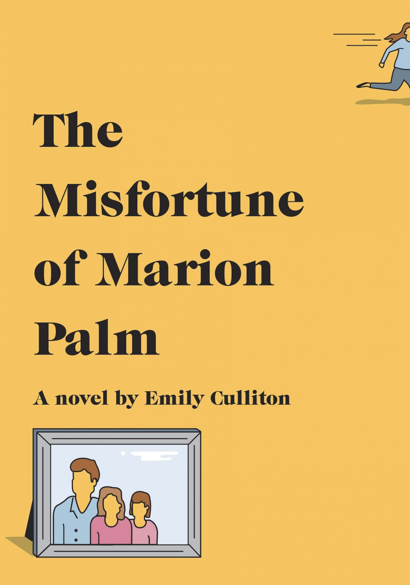 The Misfortune of Marion Palm: A novel (8/08/2017)by Emily Culliton