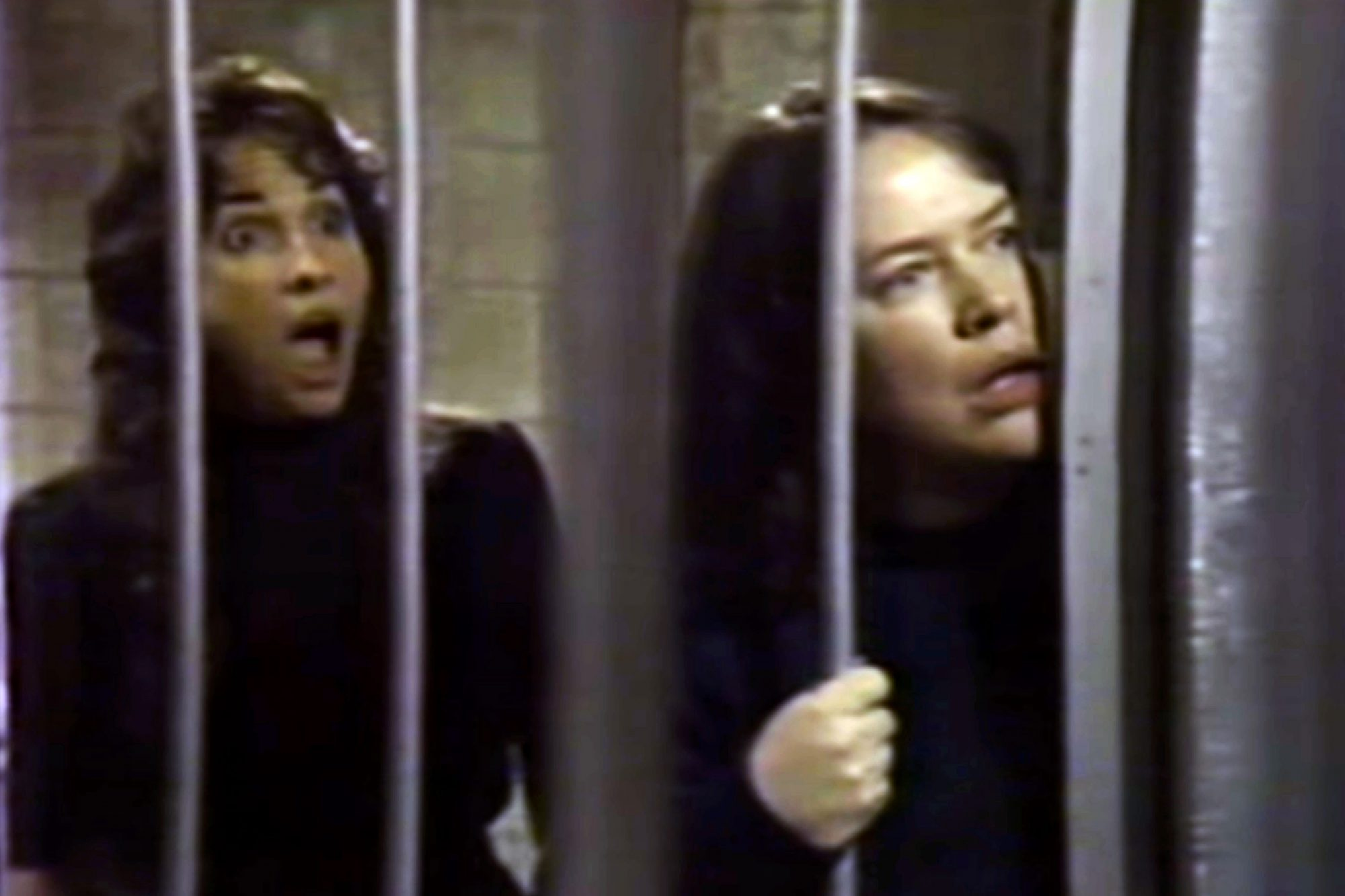 All My Children (1983)Susan Lucci and Kathy Bates