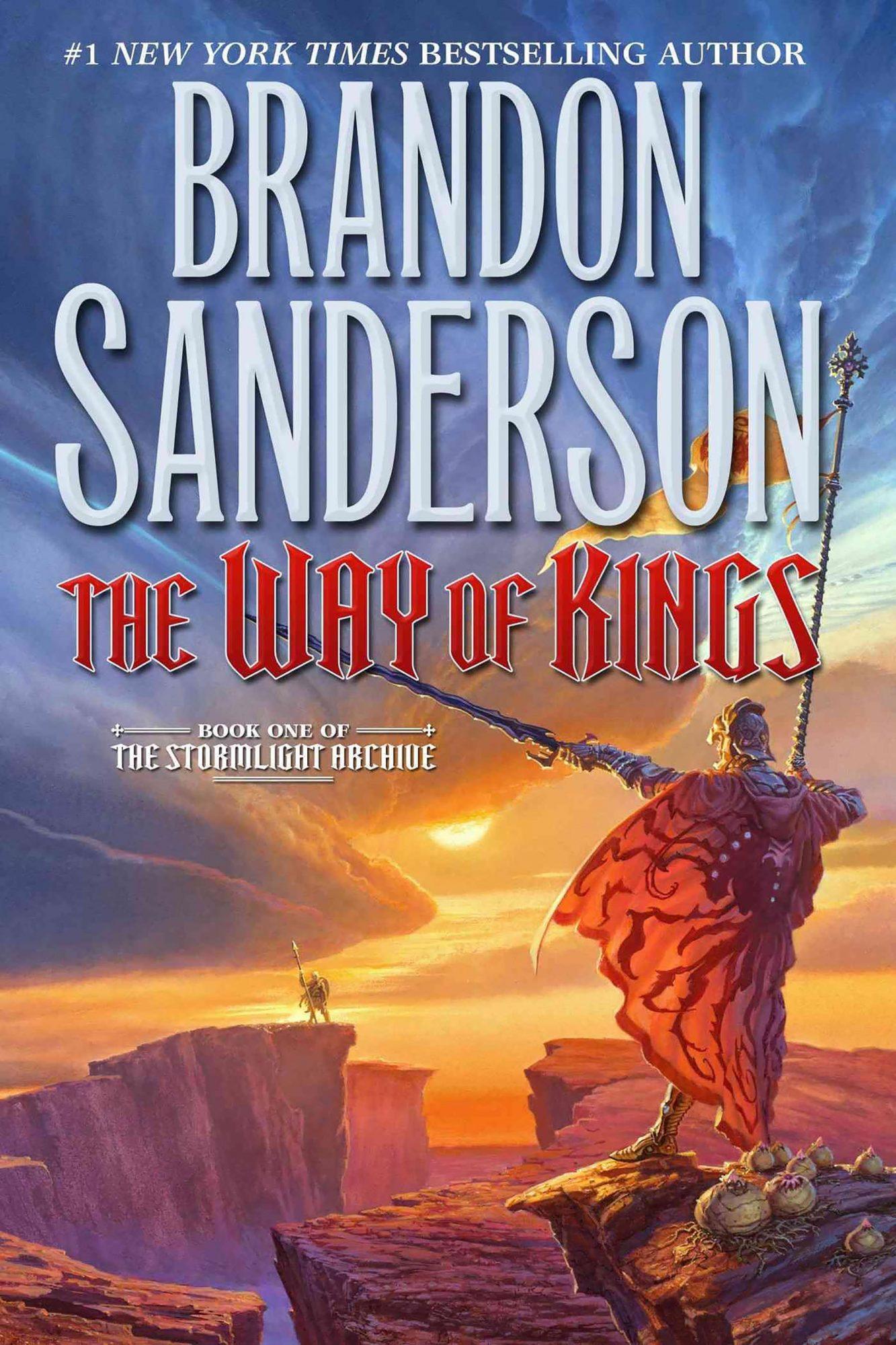 Brandon Sanderson, The Way of Kings