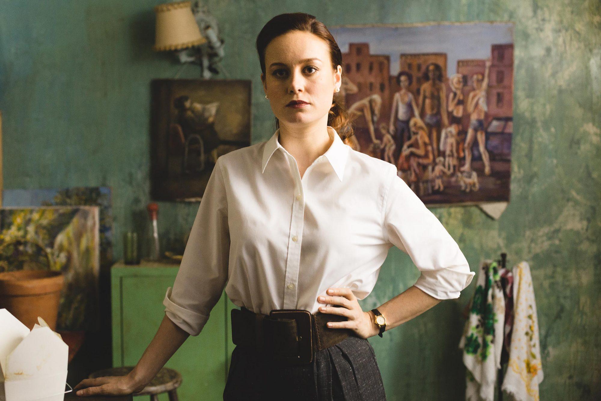 "The Glass Castle Brie Larson as ""Jeannette Walls"""