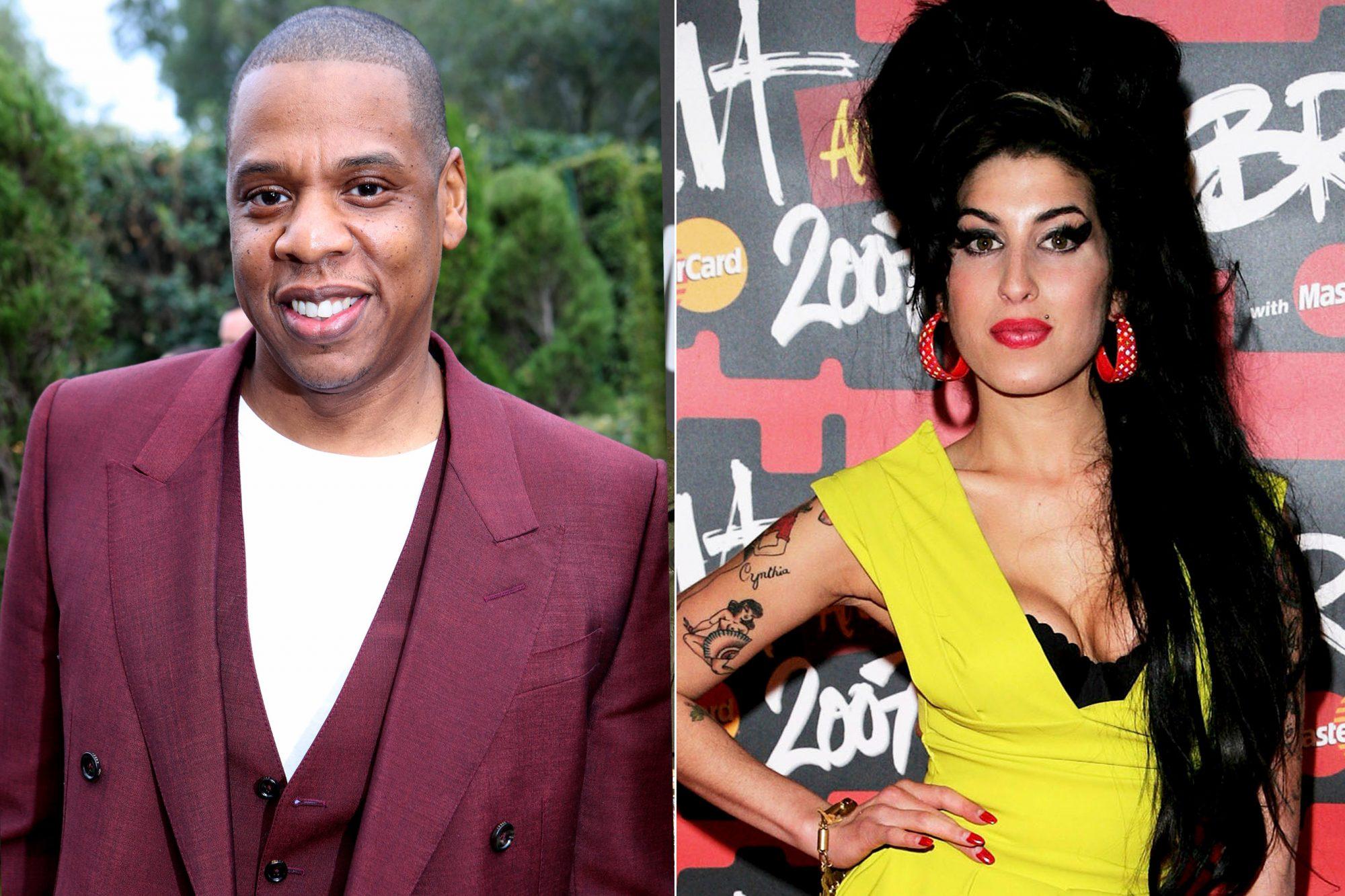 Jay Z / Amy Winehouse