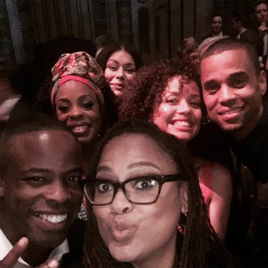 Ava DuVernay, Gugu Mbatha-Raw, Michael Ealy and Niecy Nash