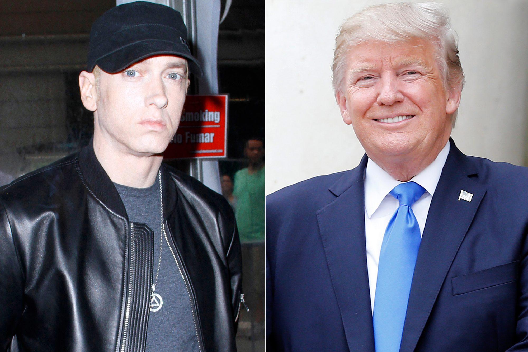 Eminem/Donald Trump