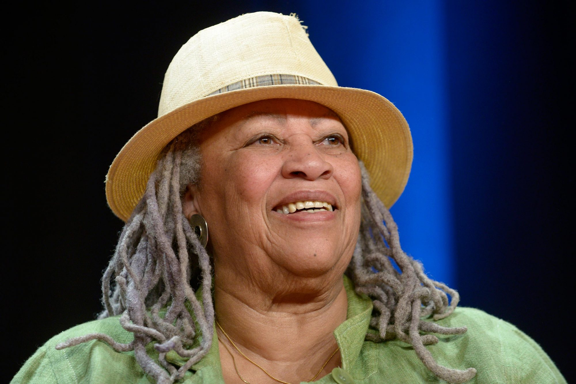 Toni Morrison Portrait Session