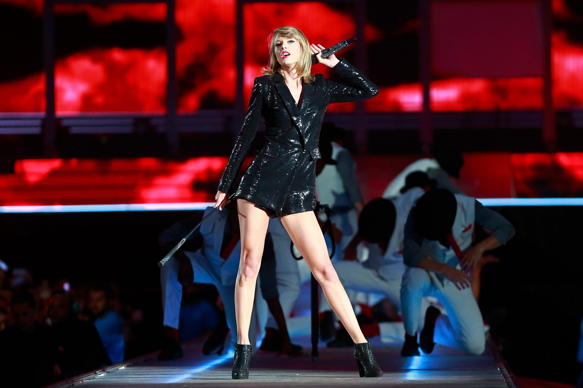 Taylor Swift The 1989 World Tour Live In Vancouver