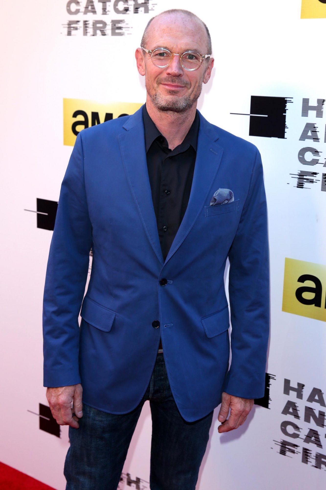 "AMC's New Series ""Halt And Catch Fire"" Los Angeles Premiere - Red Carpet"