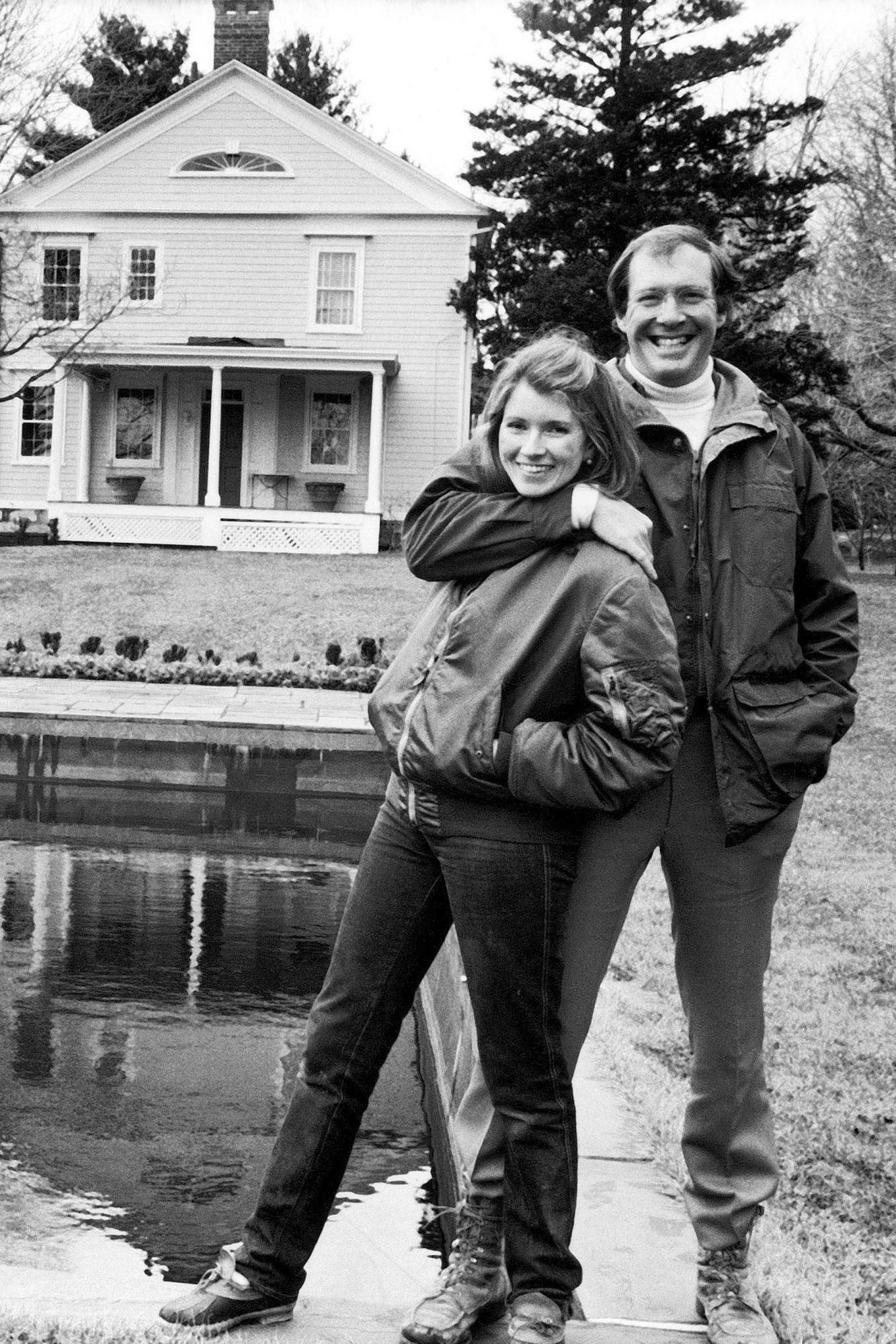 Martha Stewart;Andy Stewart [& Wife]