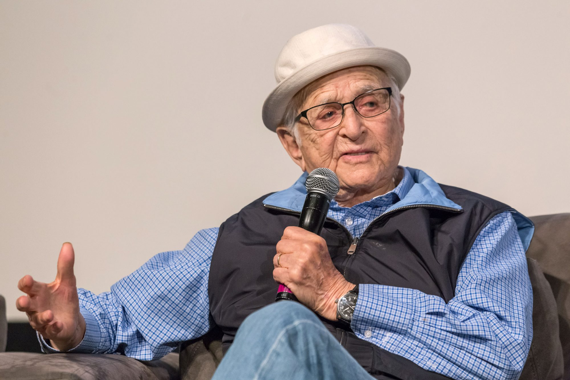 Norman Lear And Chuck Lorre Conversation