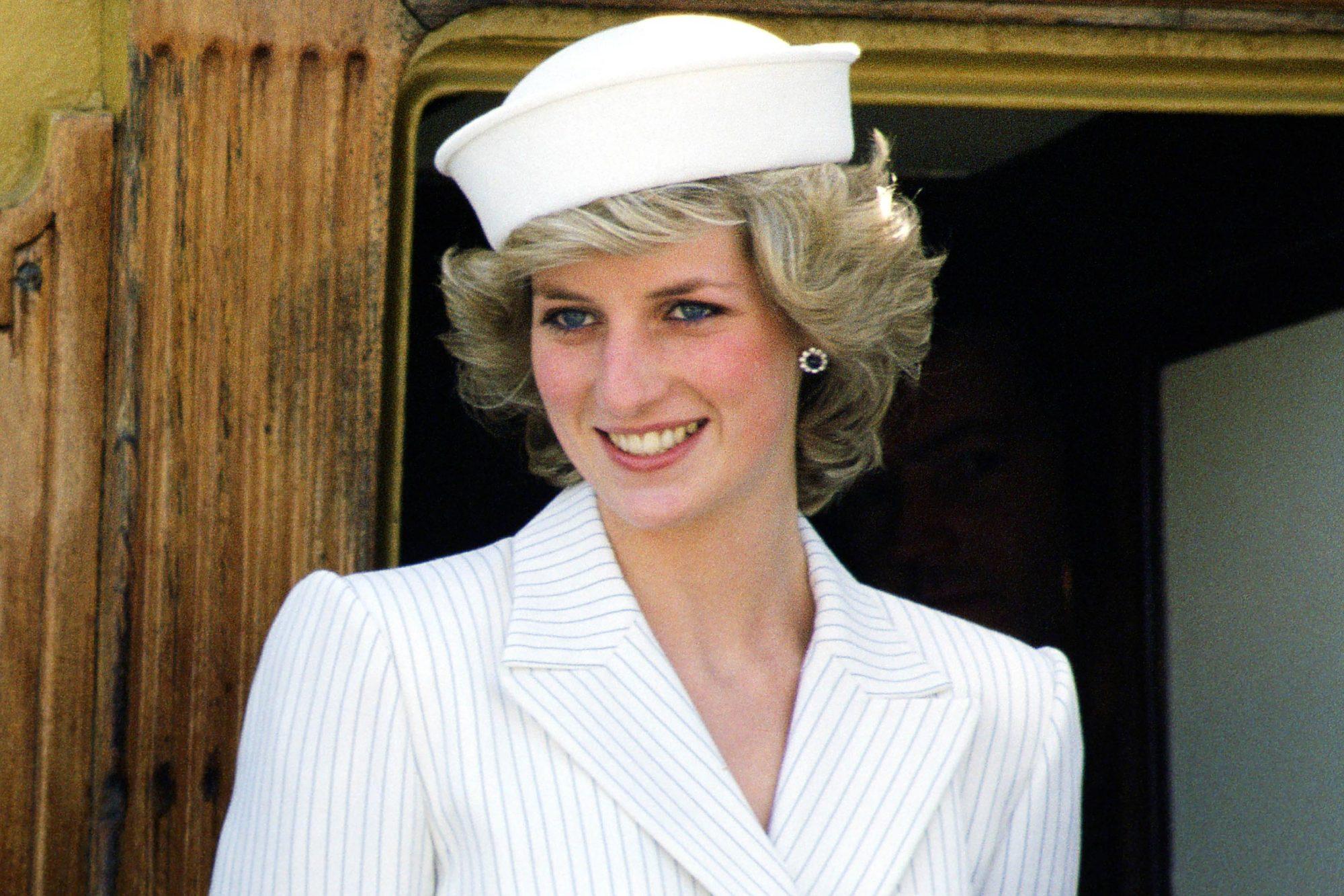 Charles & Diana Italy Tour