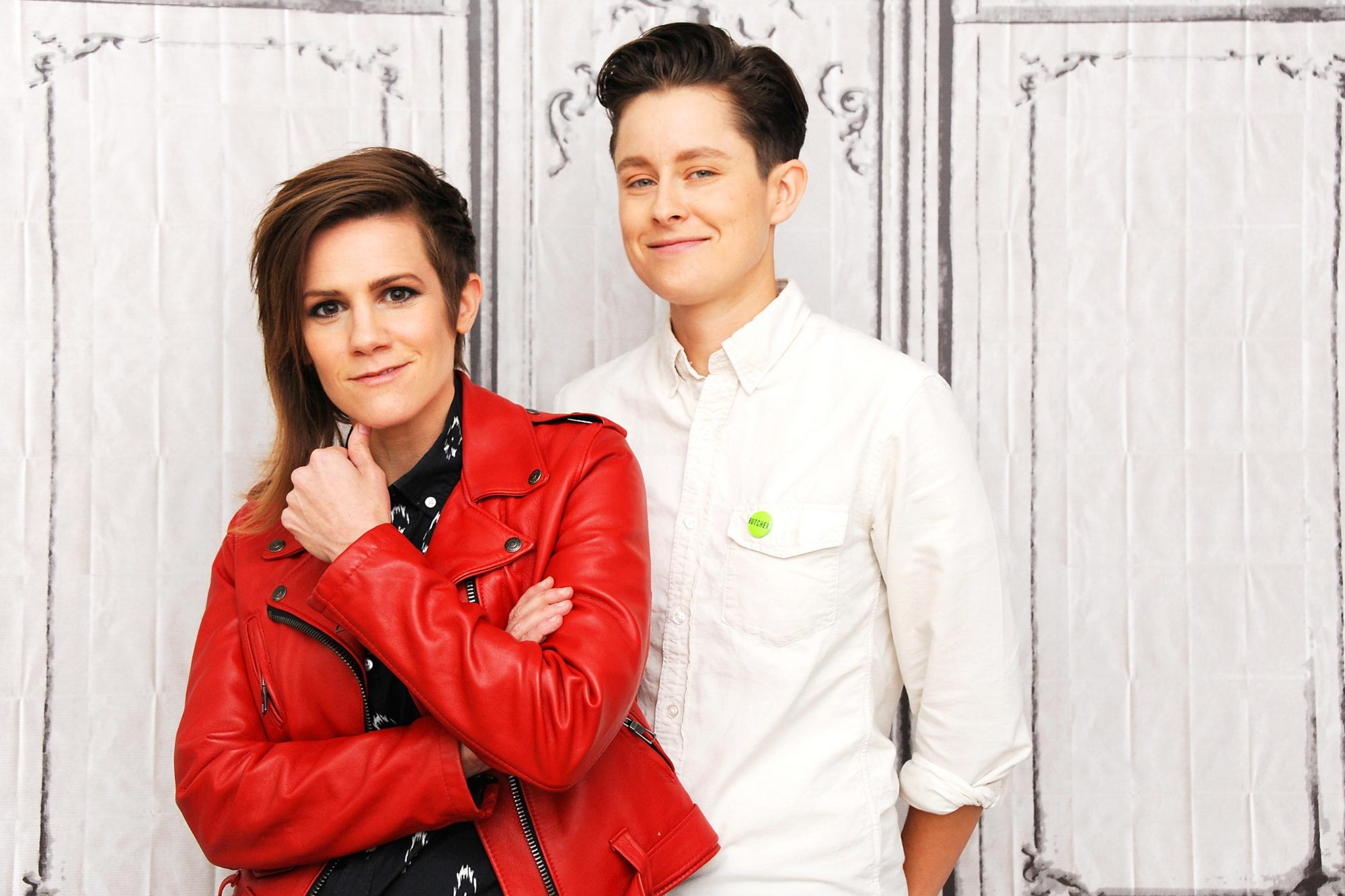 "AOL Build Speaker Series - Cameron Esposito and Rhea Butcher, ""Take My Wife"""