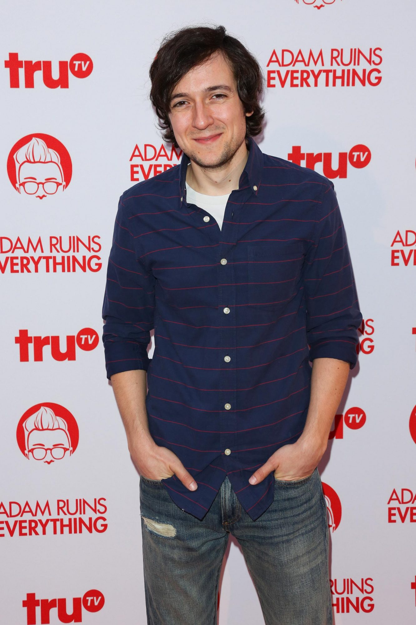 """Screening And Reception For truTV's """"Adam Ruins Everything"""" - Arrivals"""