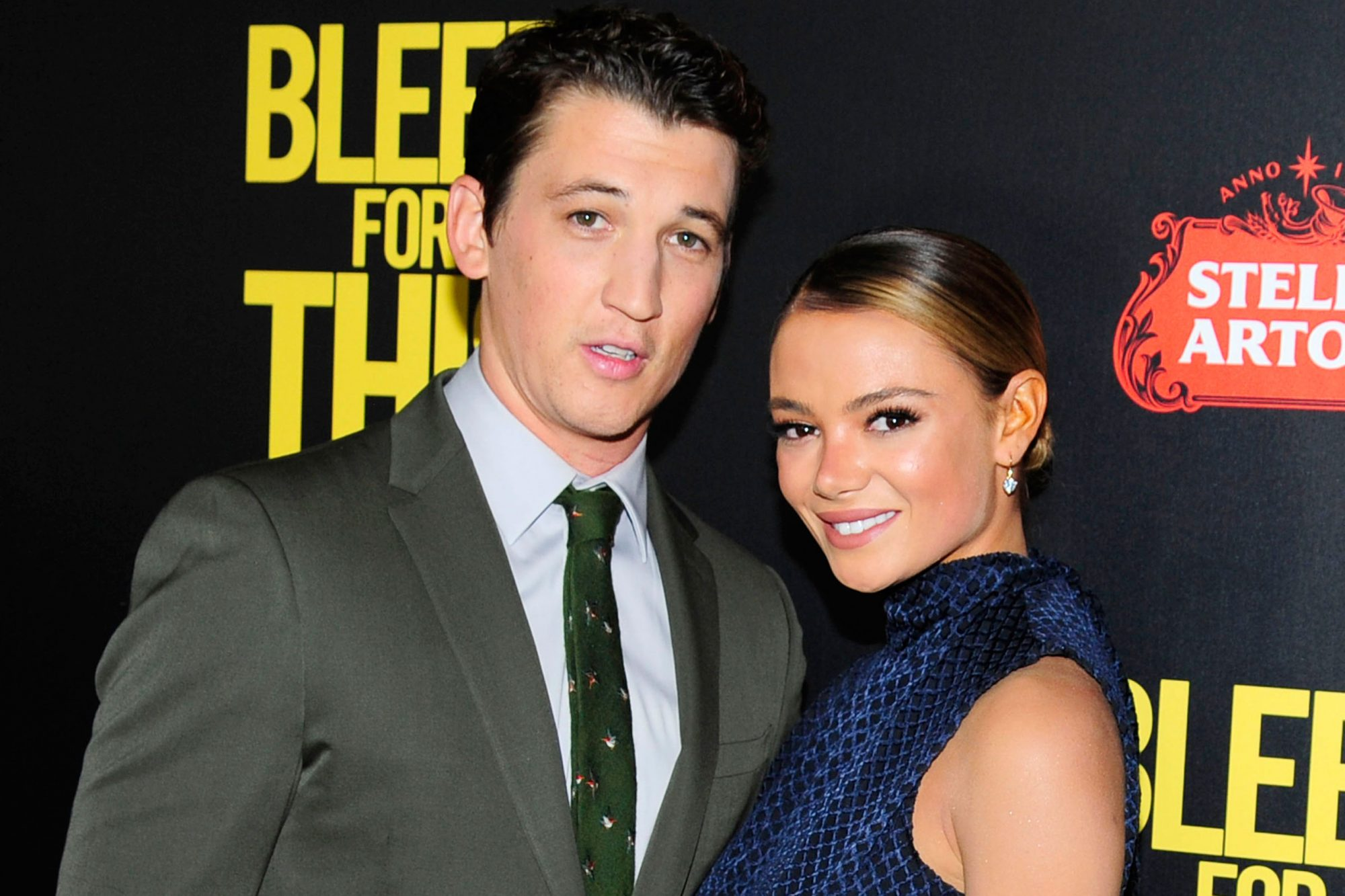 """Open Road with Men's Fitness Host the Premiere of """"Bleed for This"""""""