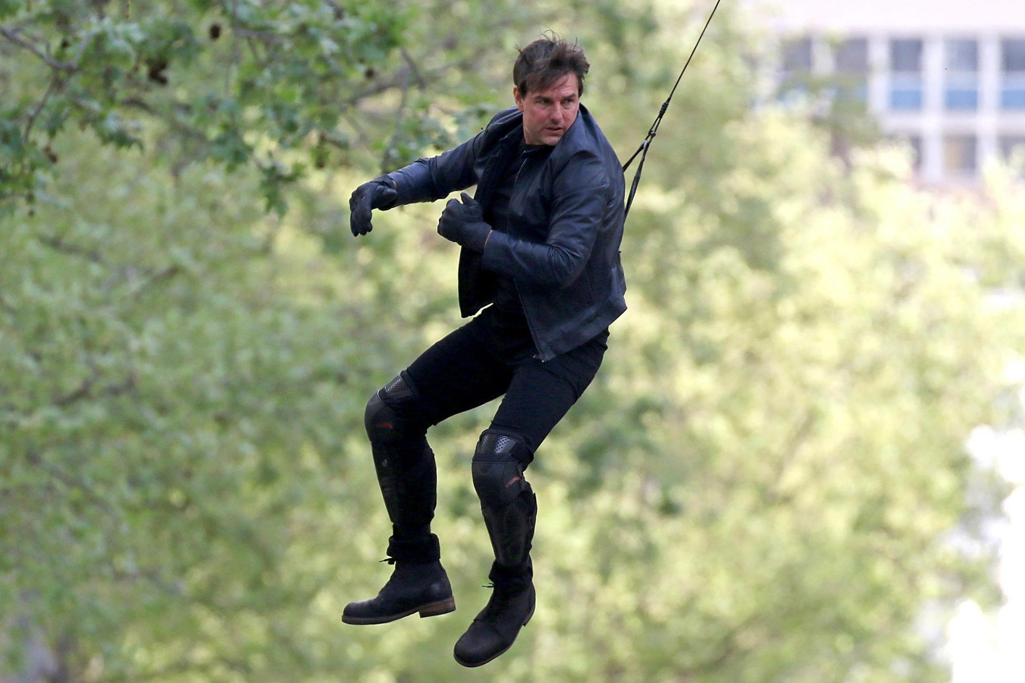 'Mission:Impossible 6 Gemini' Filming In Paris