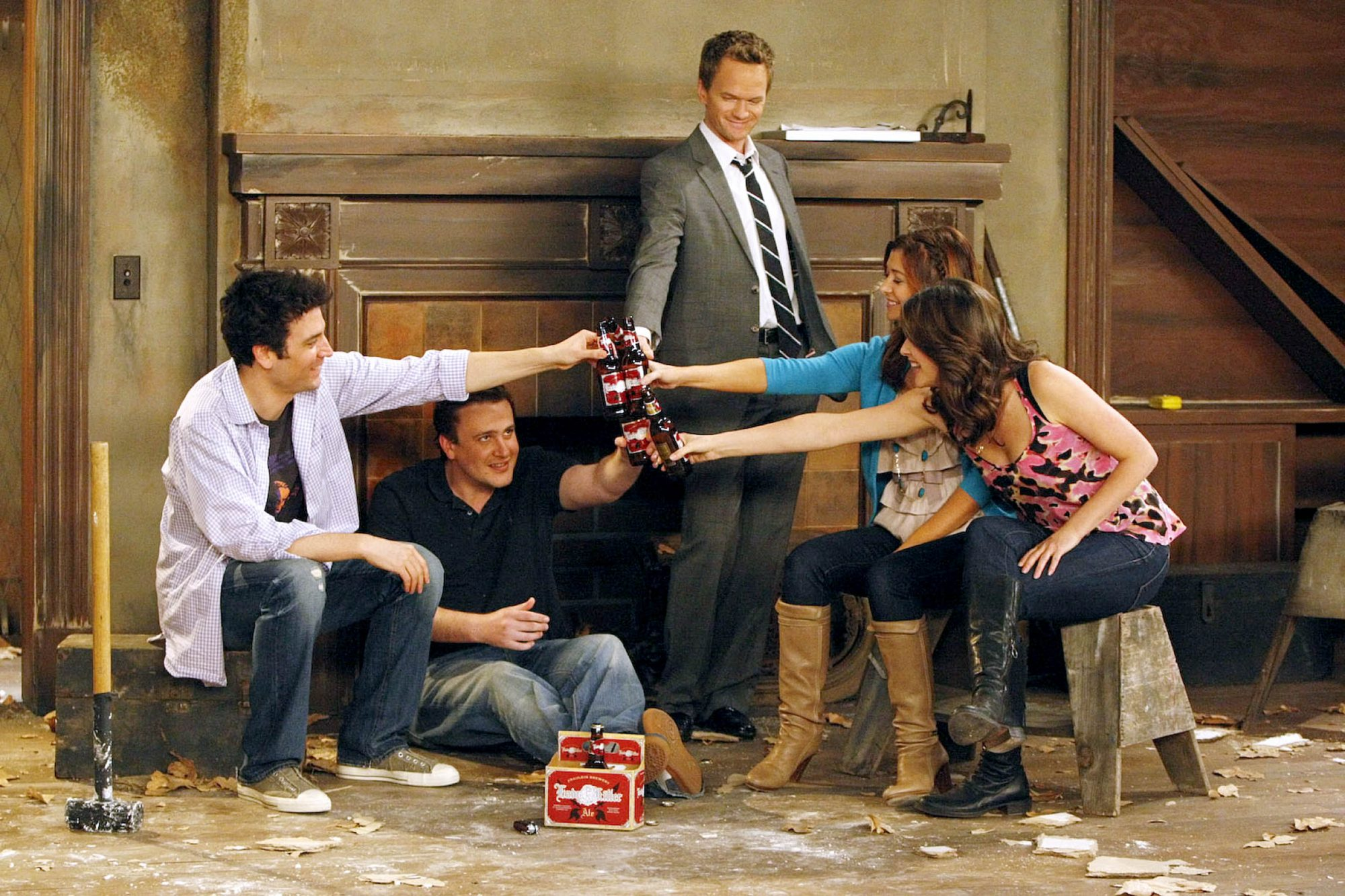 How I Met Your Mother, Season Five