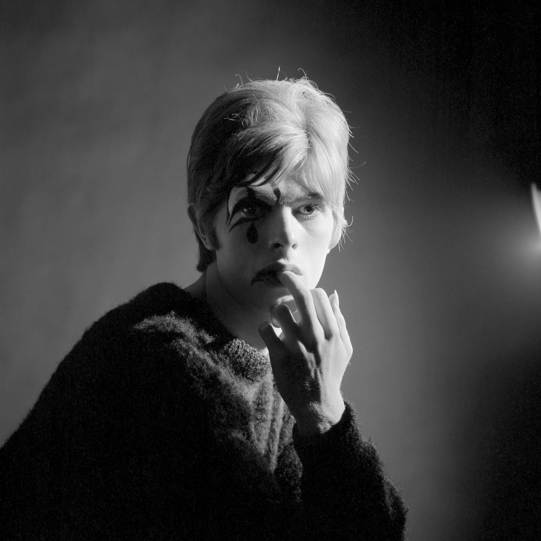 David Bowie by Gerald Fearnley