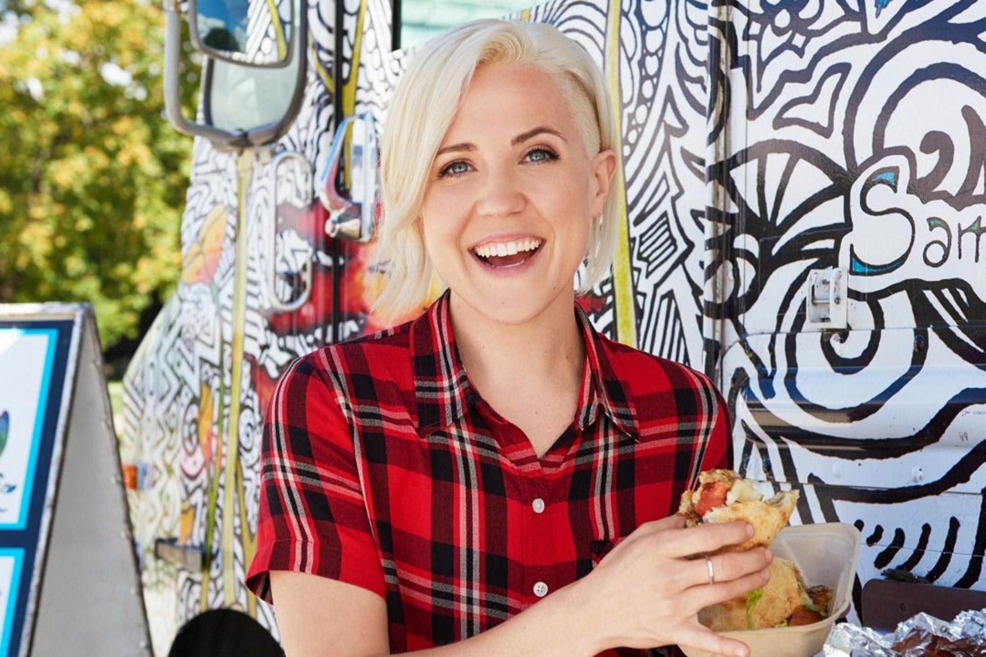 Hannah Hart CR: Food Network