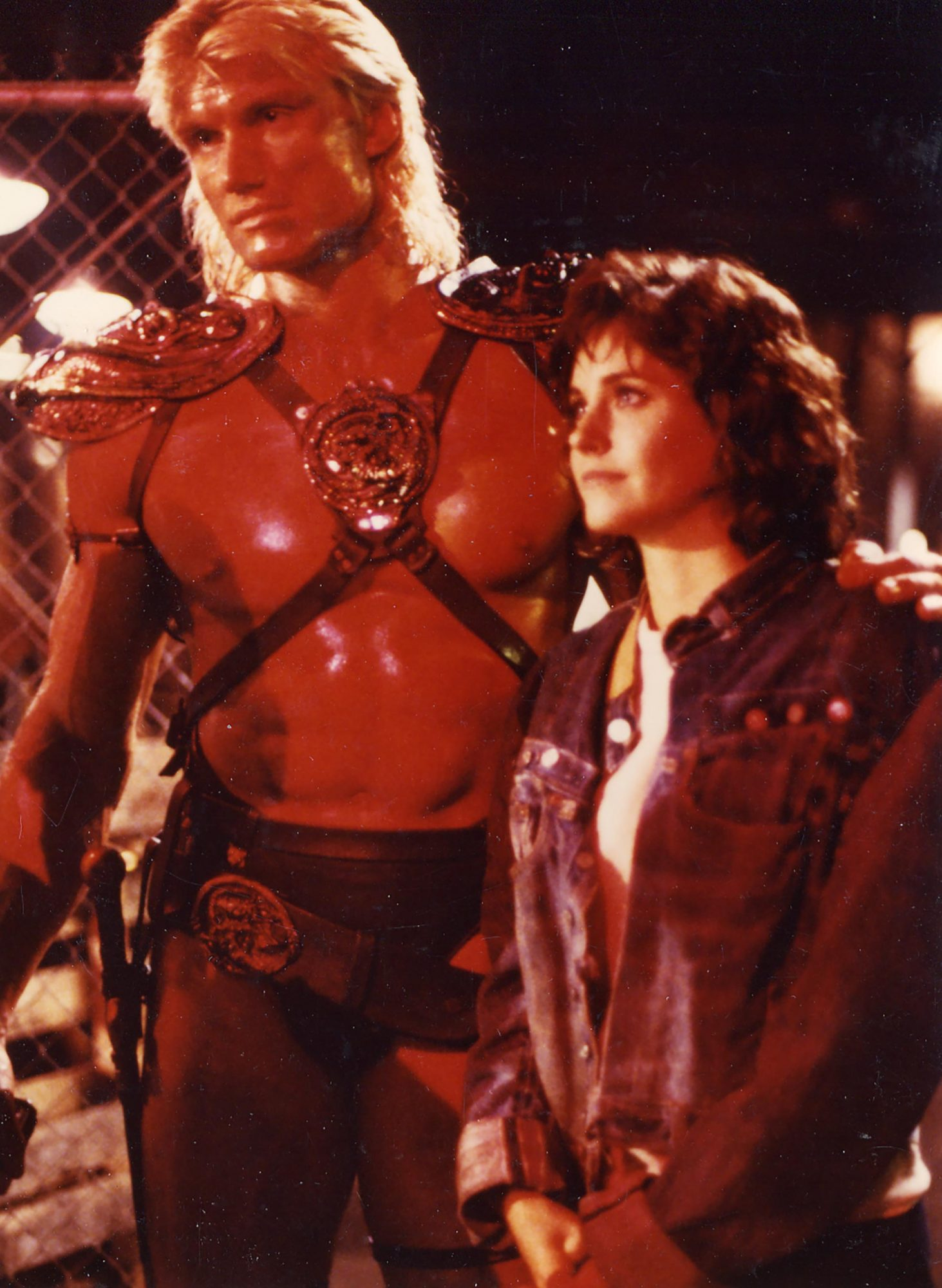 MASTERS OF THE UNIVERSE CR: Cannon Films