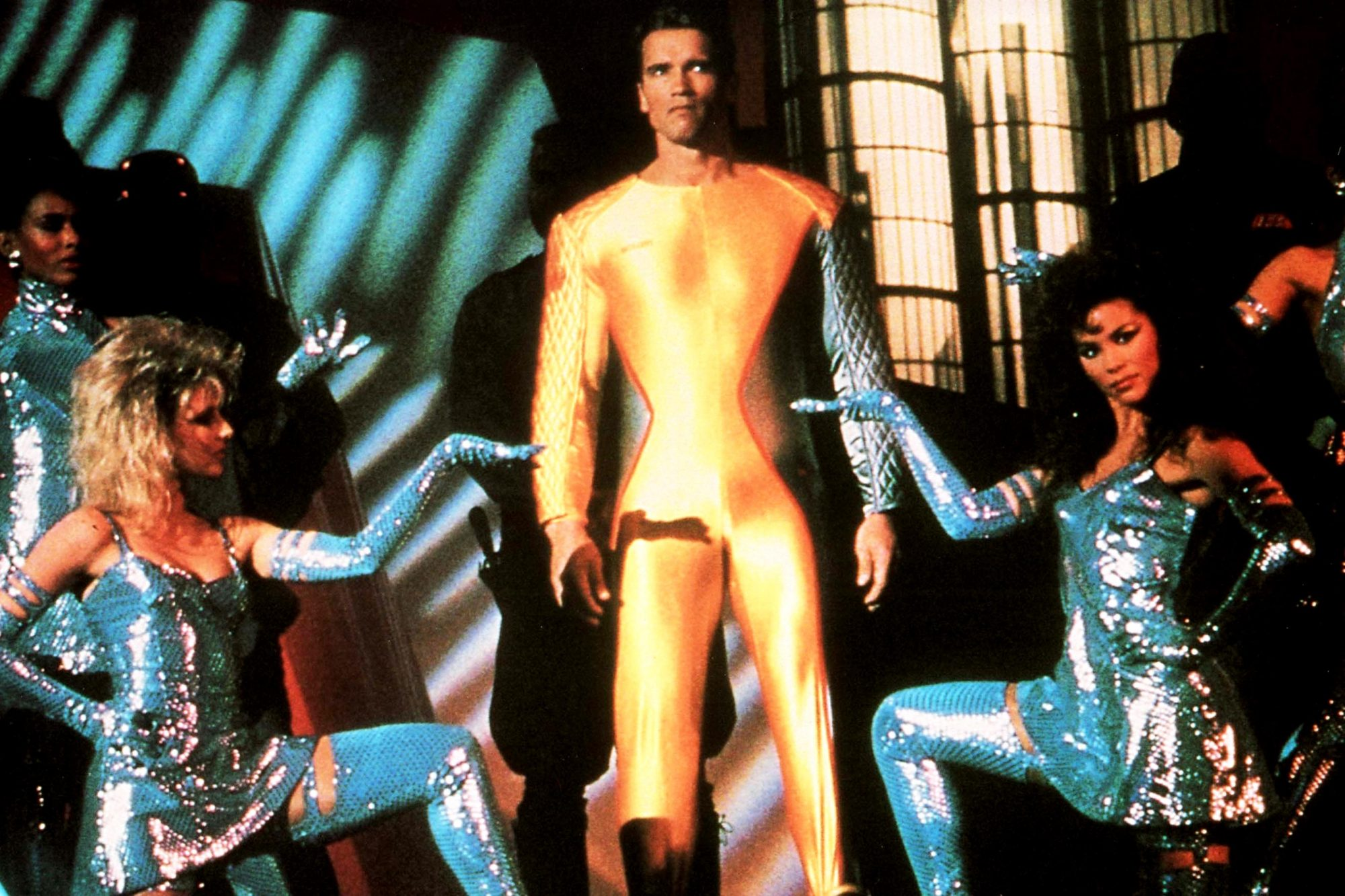 BEST: 9. The Running Man (1987)