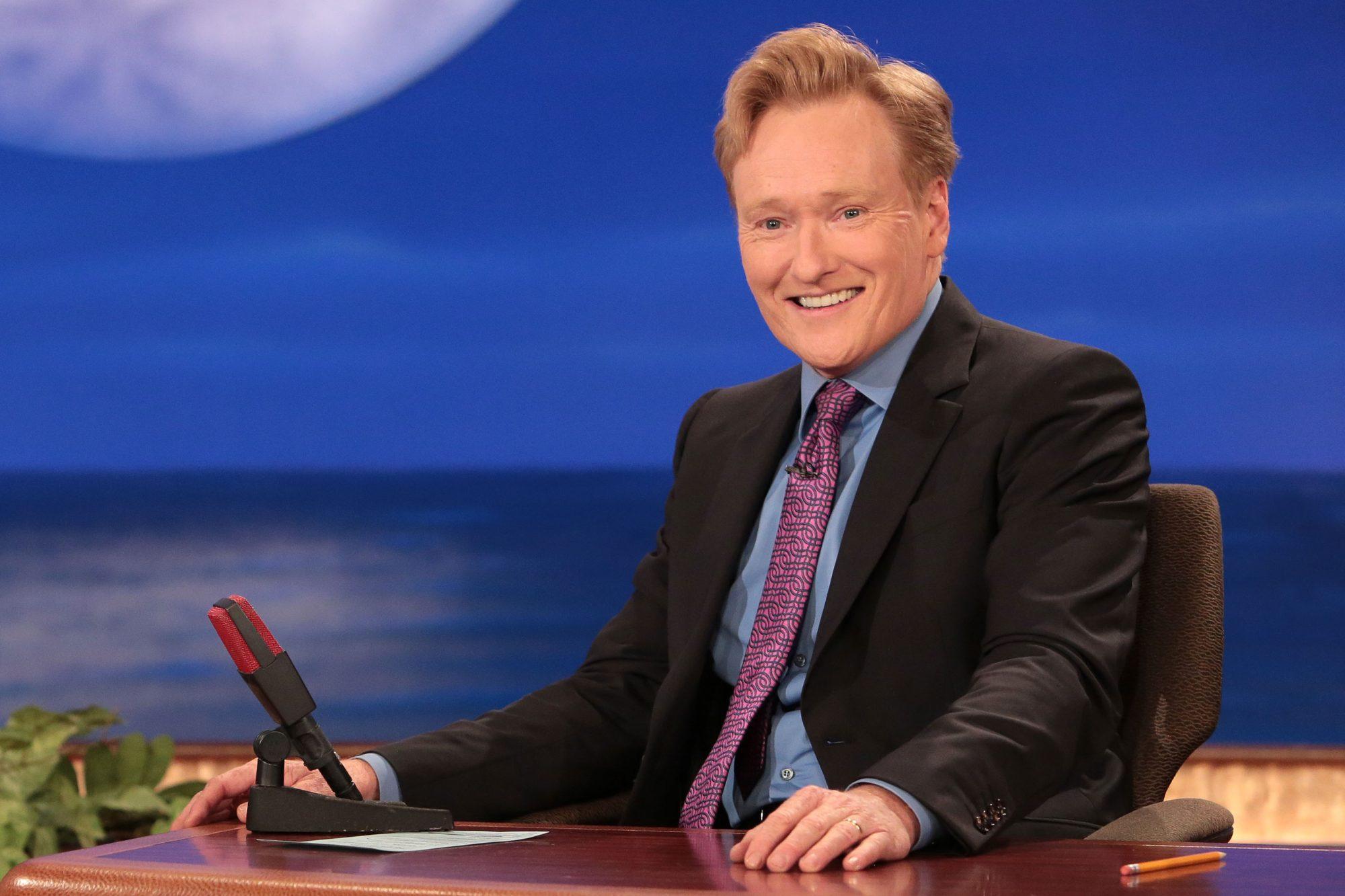 ConanEpisode 0602August 05, 2014Pictured: Ethan Hawke, Conan O'Brien