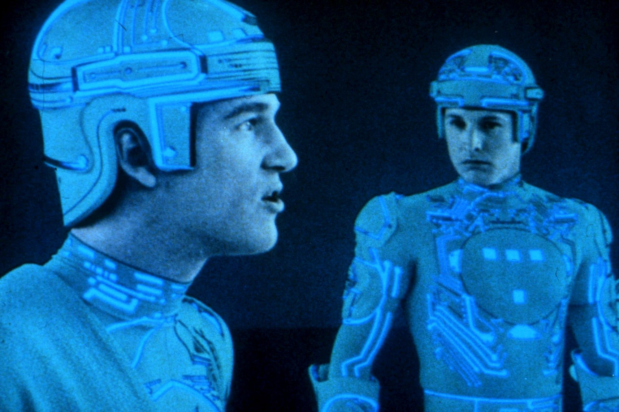 TRON (US/TAIWAN 1982) YOU MUST CREDIT: WALT DISNEY PICTURES