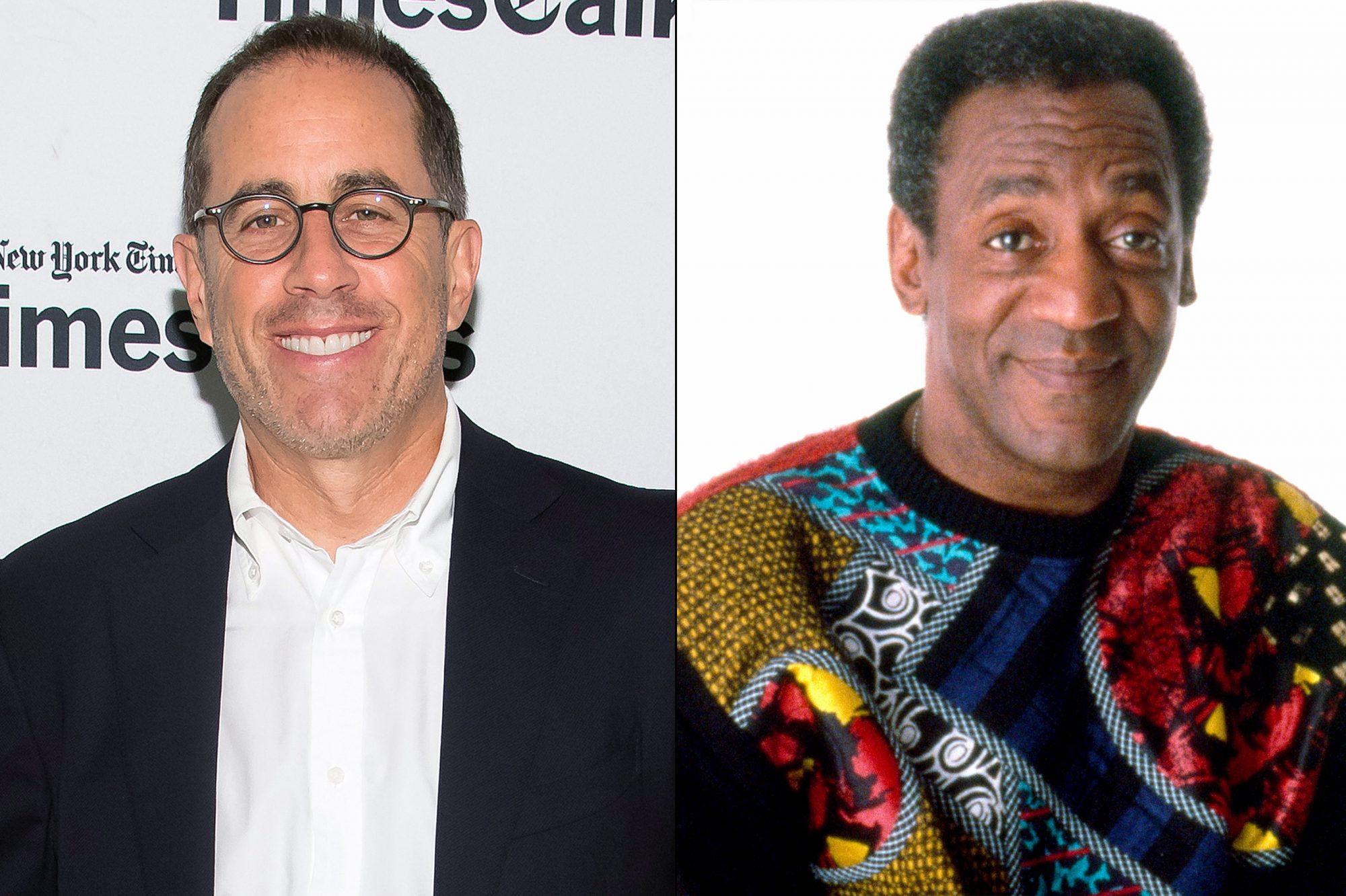 Jerry Seinfeld / Bill Cosby