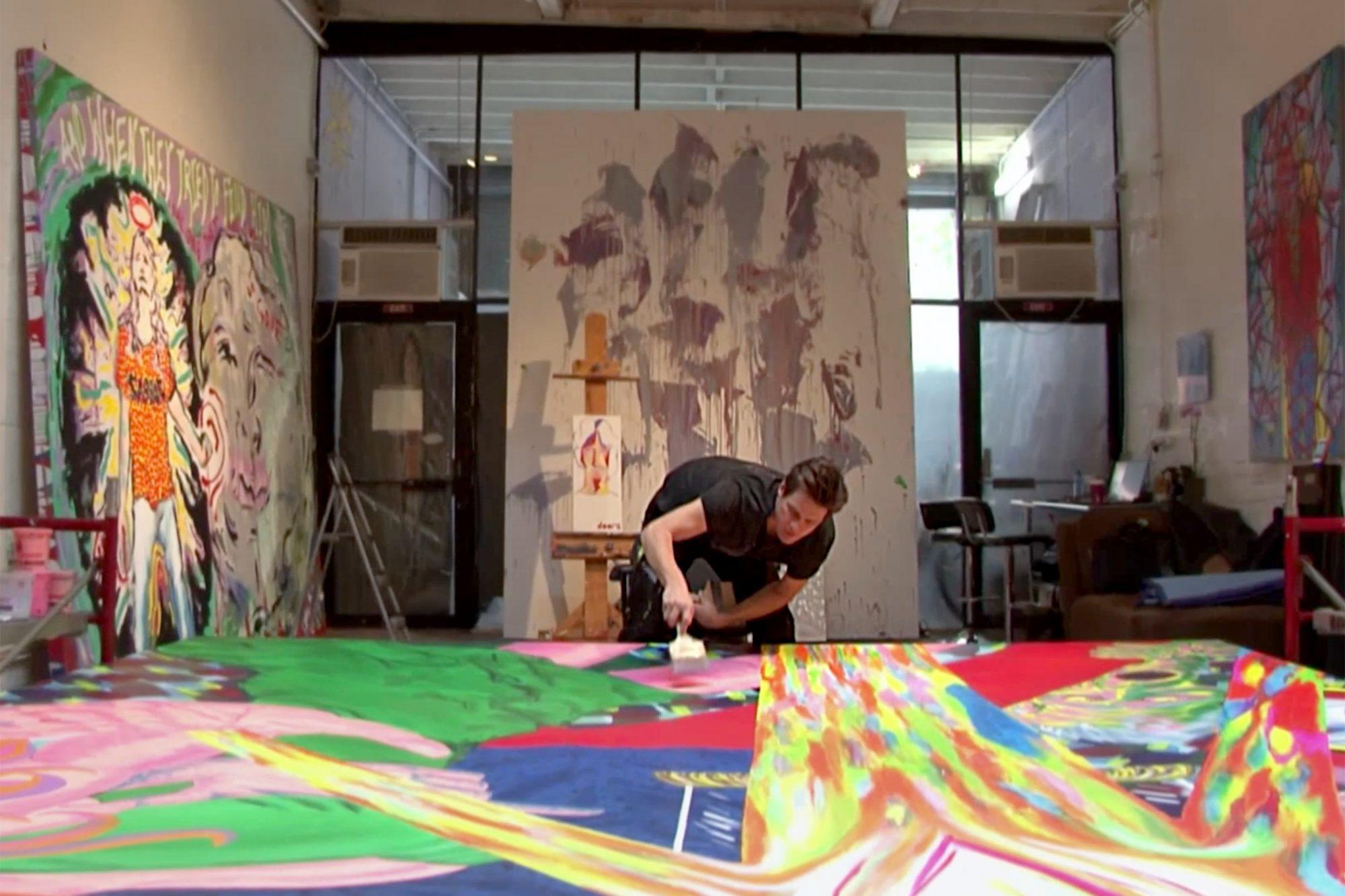 Jim Carey: I Need Color