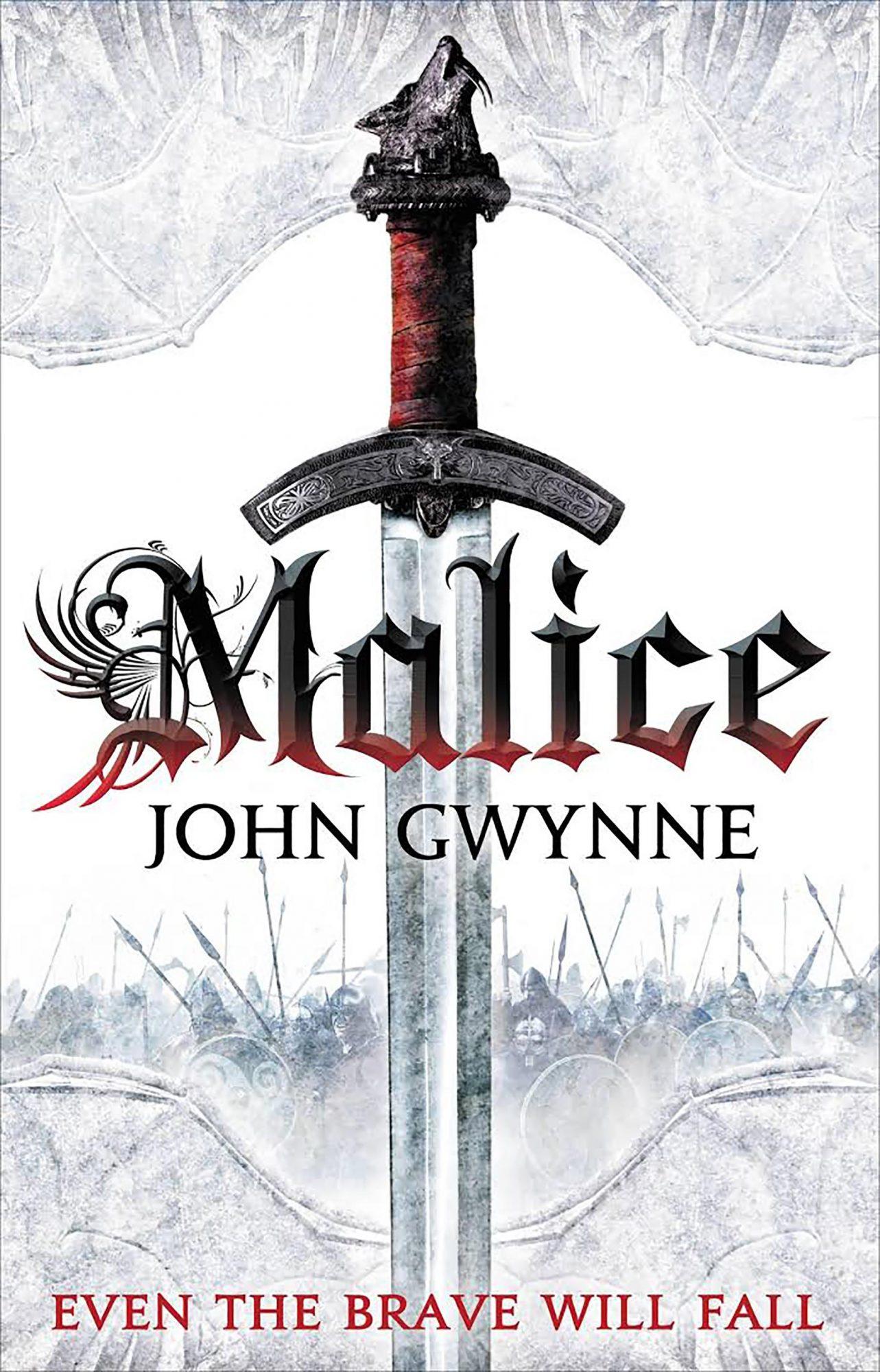 John Gwynne, Malice