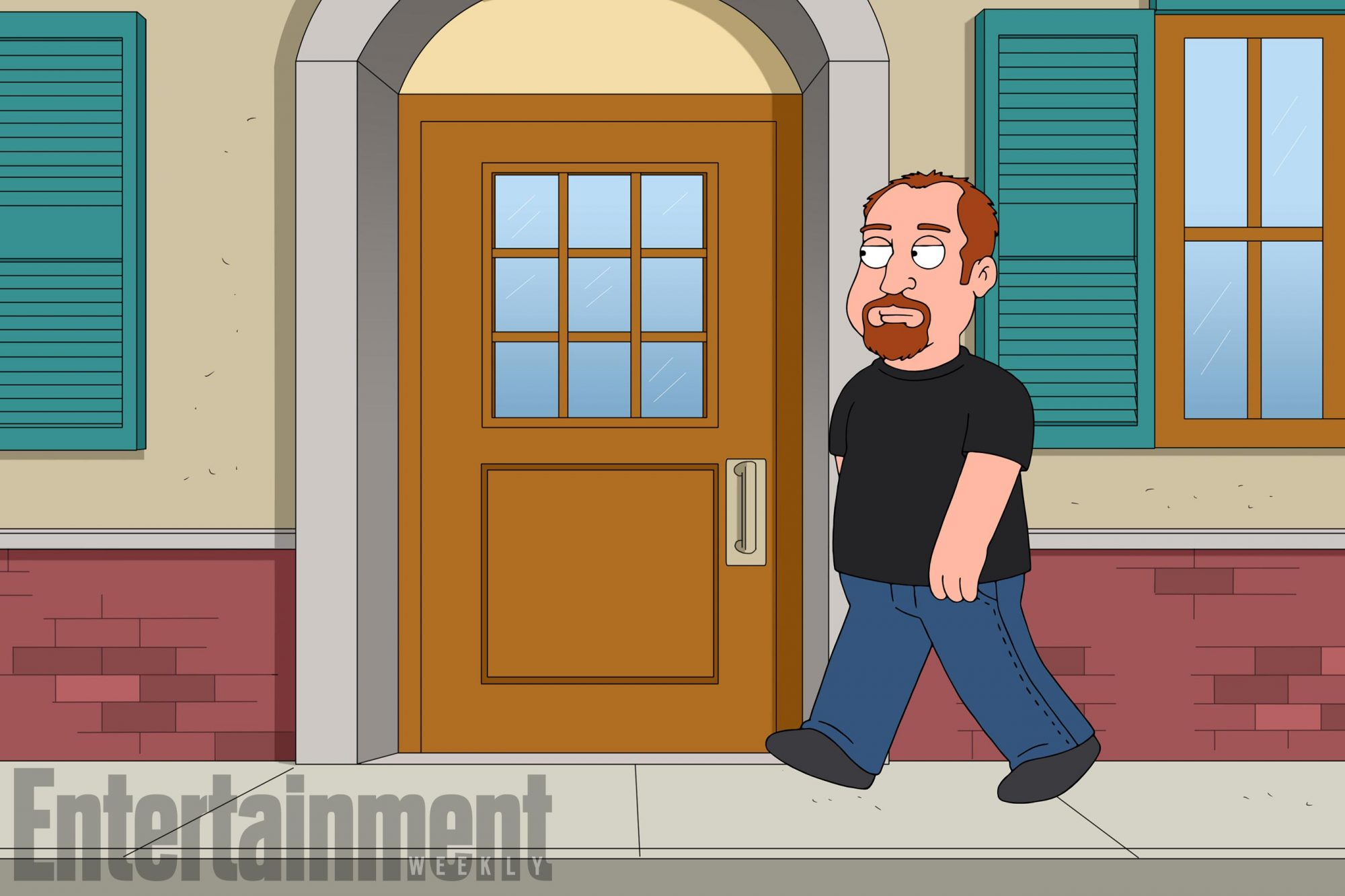 Family Guy -- Pictured: Louis C.K. CR: Fox
