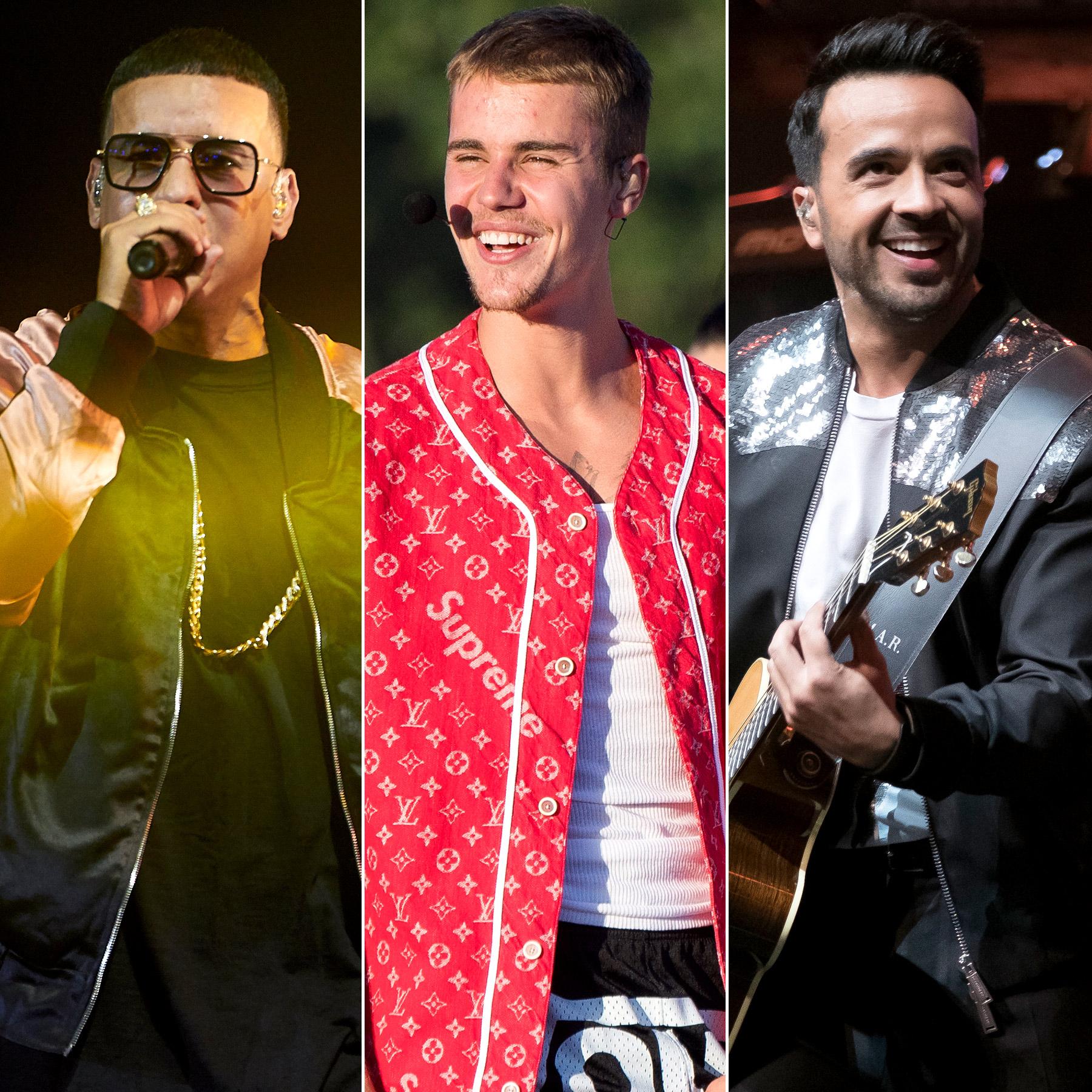 Luis Fonsi/ Justin Bieber / Daddy Yankee