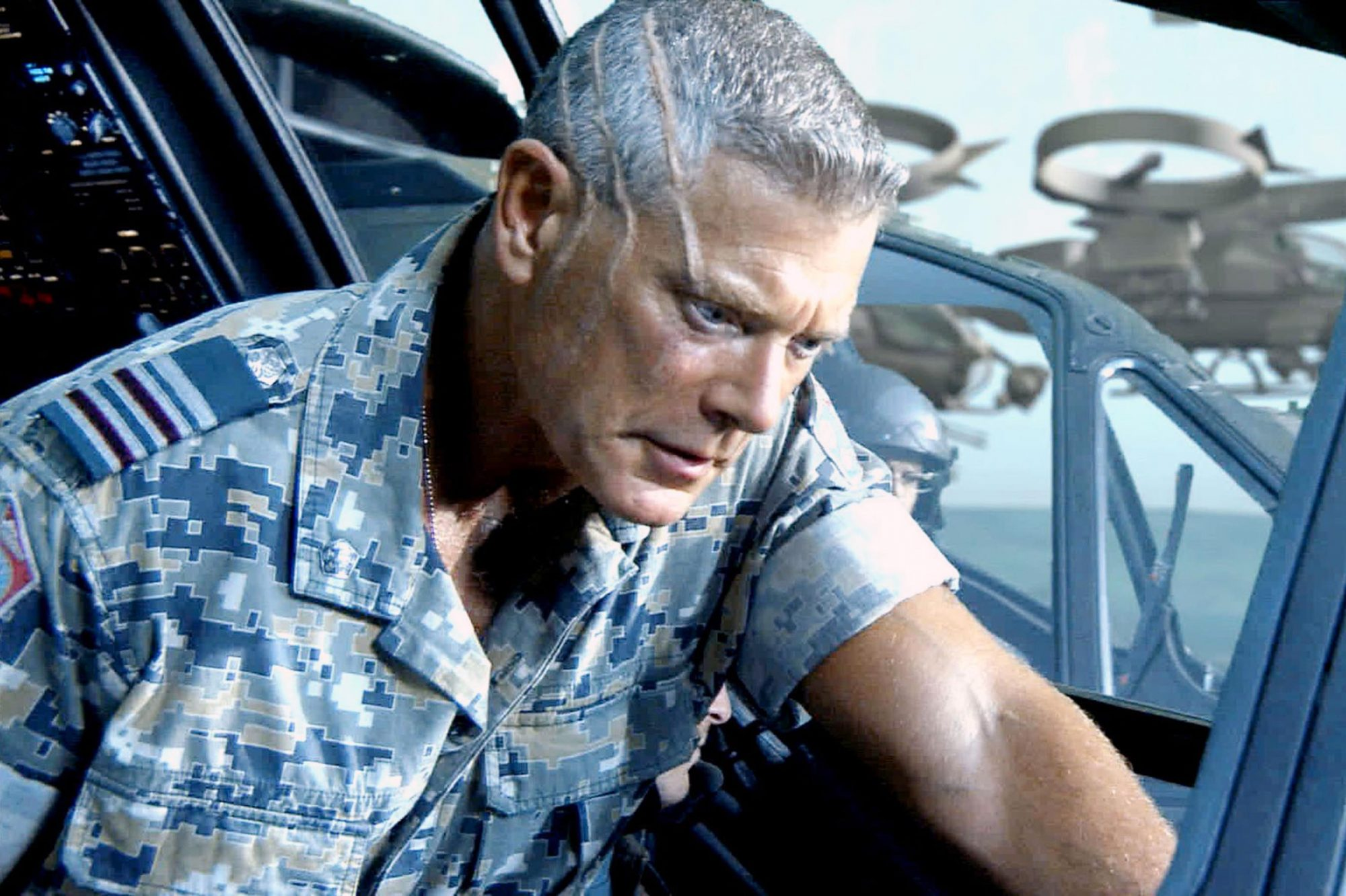 AVATAR, Stephen Lang, 2009. TM & Copyright ©20th Century Fox. All rights reserved/Courtesy Everett C