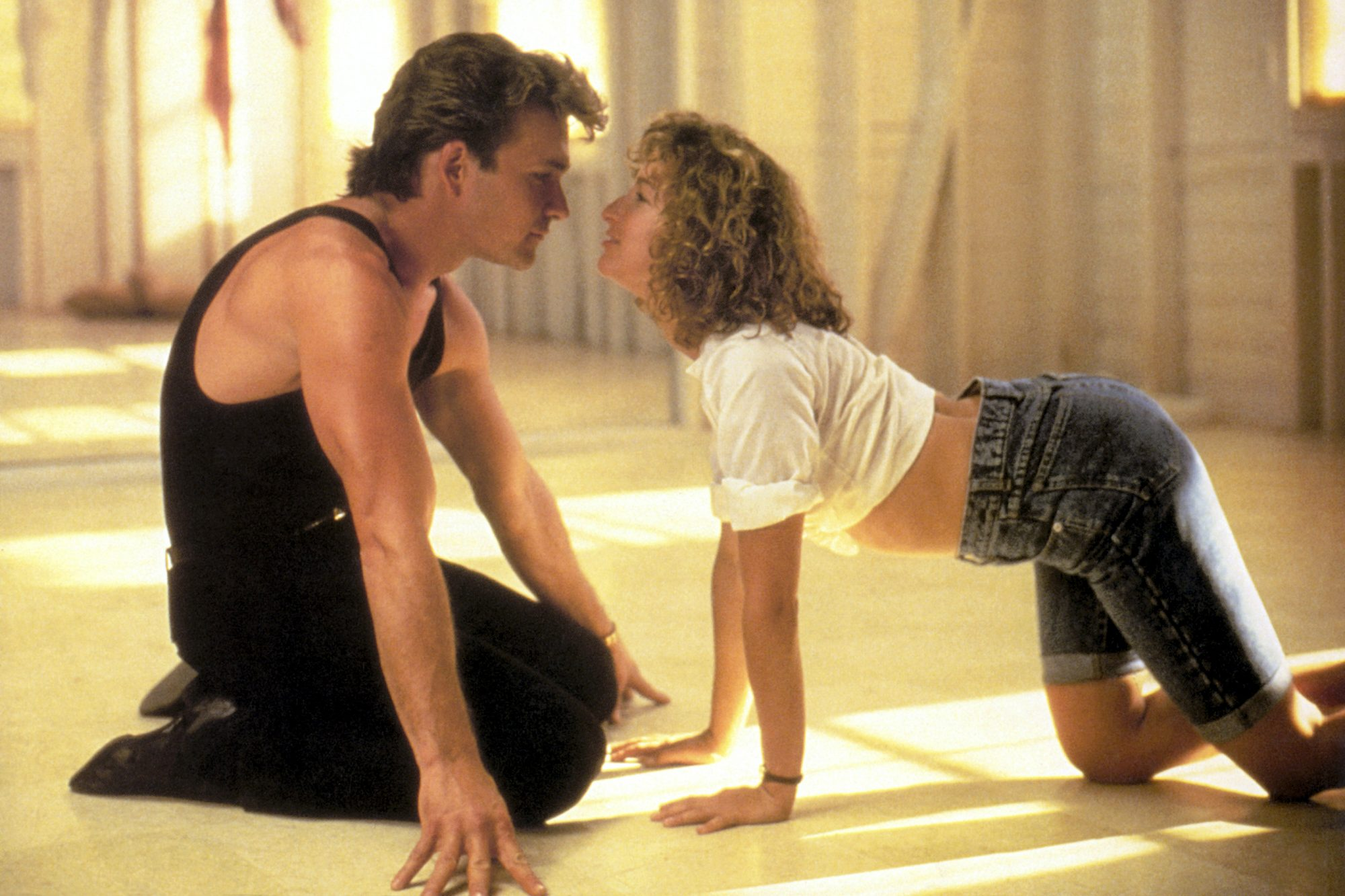 DIRTY DANCING, Patrick Swayze, Jennifer Grey, 1987, (c) Artisan Entertainment/courtesy Everett Colle