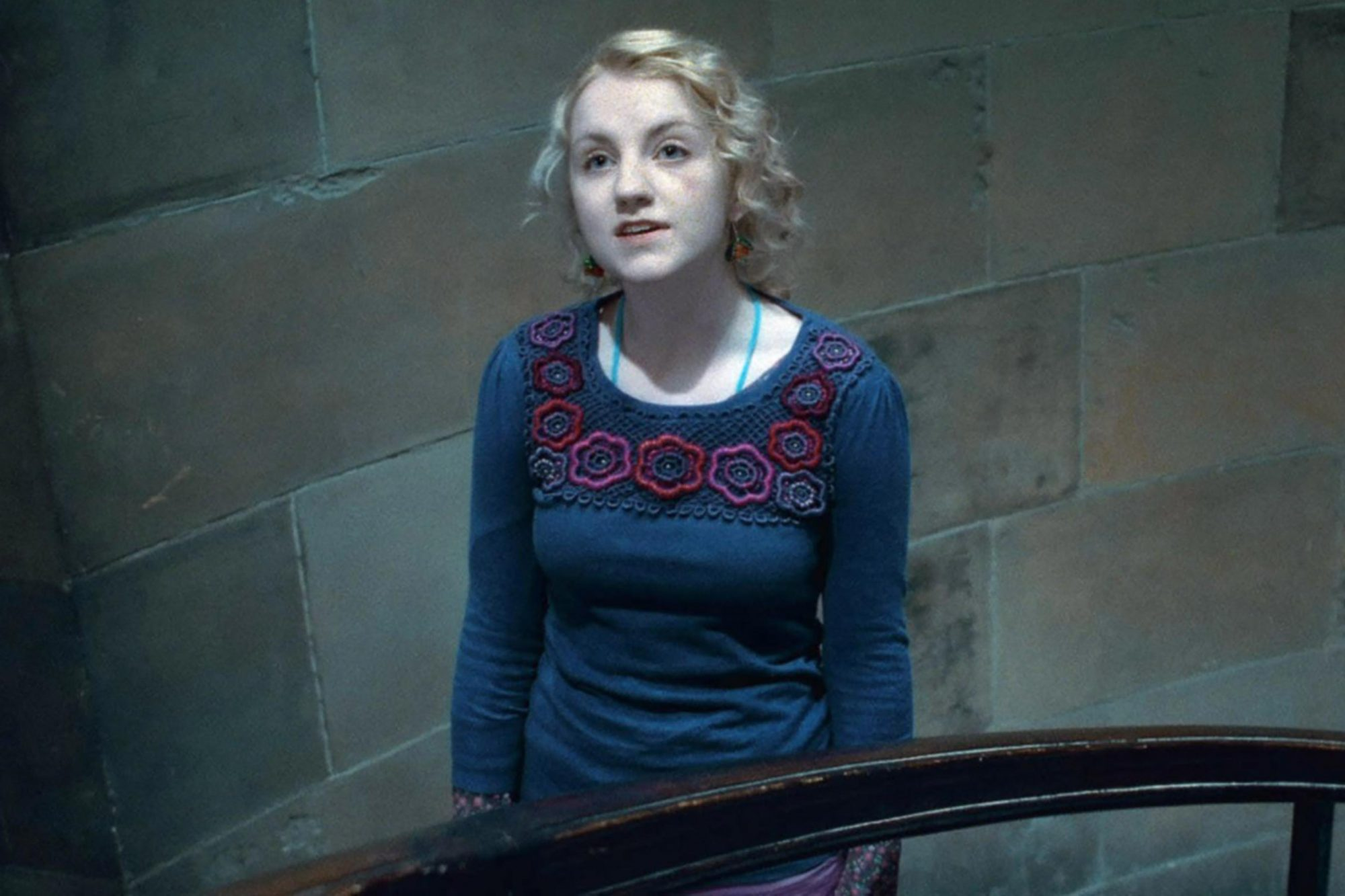 HARRY POTTER AND THE DEATHLY HALLOWS: PART 2, Evanna Lynch, 2011. ©2011 Warner Bros. Ent. Harry Pott
