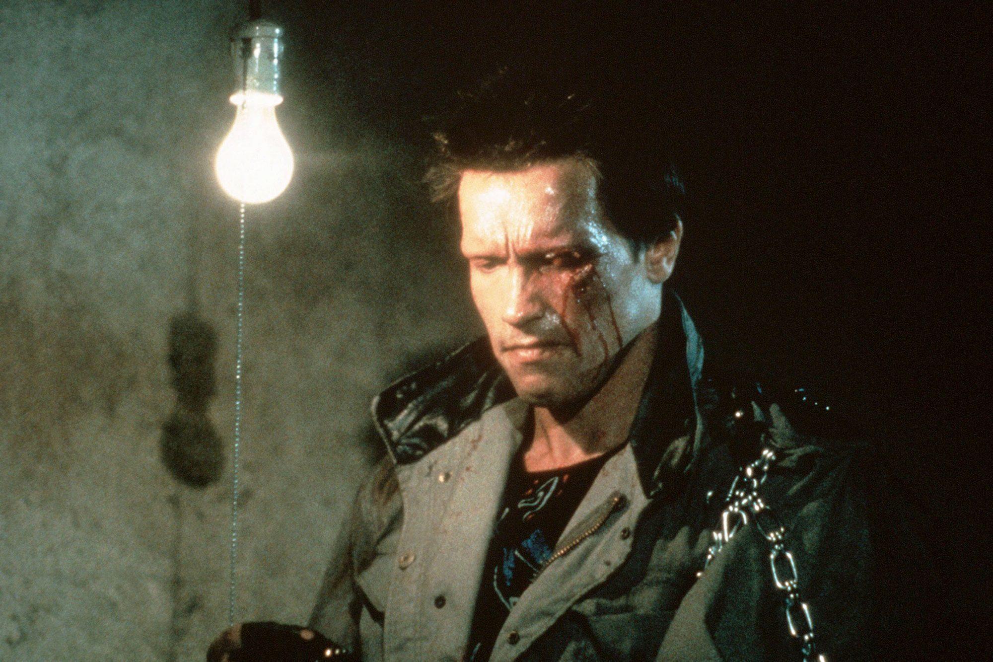 THE TERMINATOR, Arnold Schwarzenegger, 1984. ©Orion Pictures Corporation/Courtesy Everett Collection