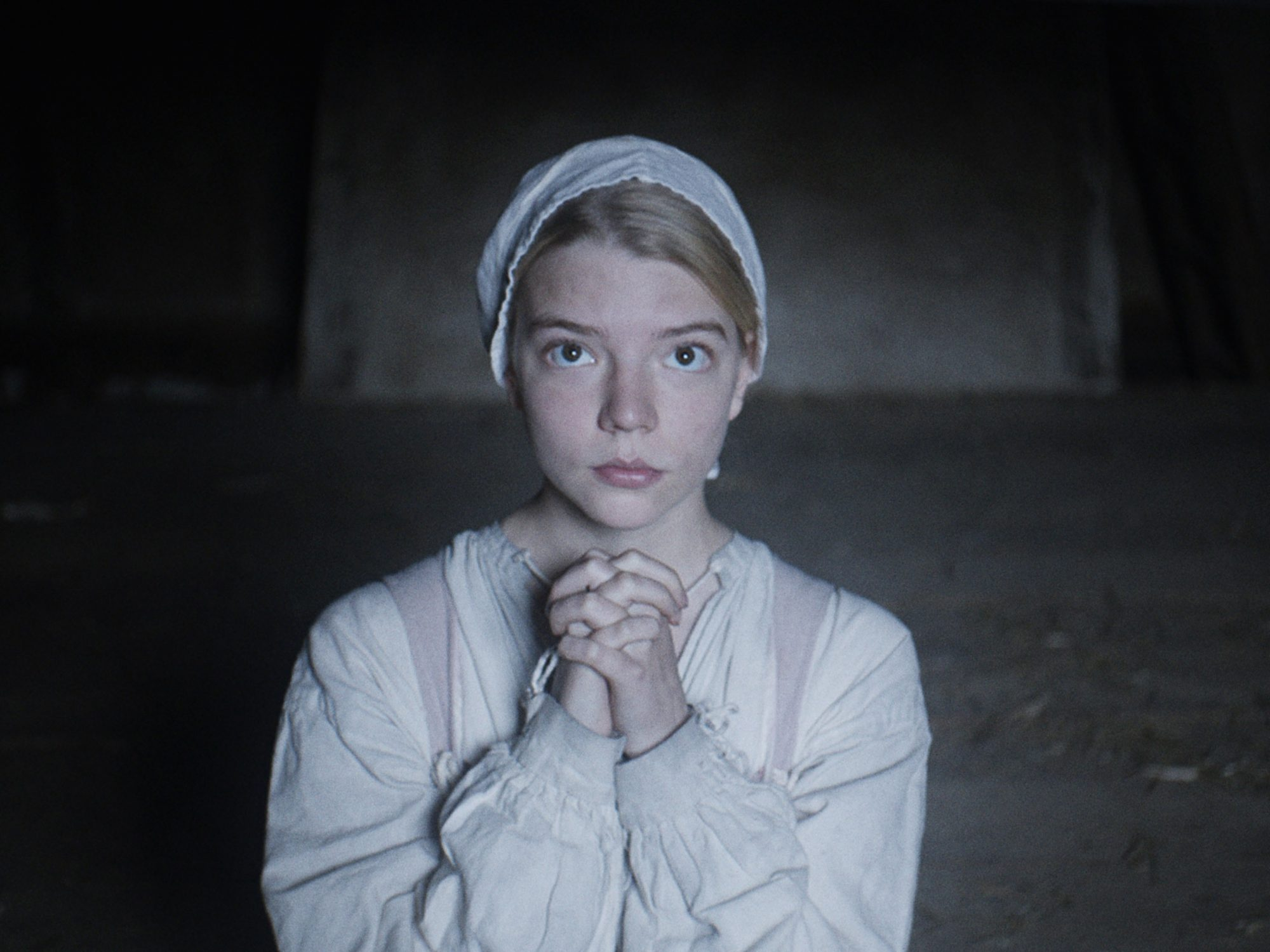THE WITCH, Anya Taylor-Joy, 2015. ©A24/courtesy Everett Collection
