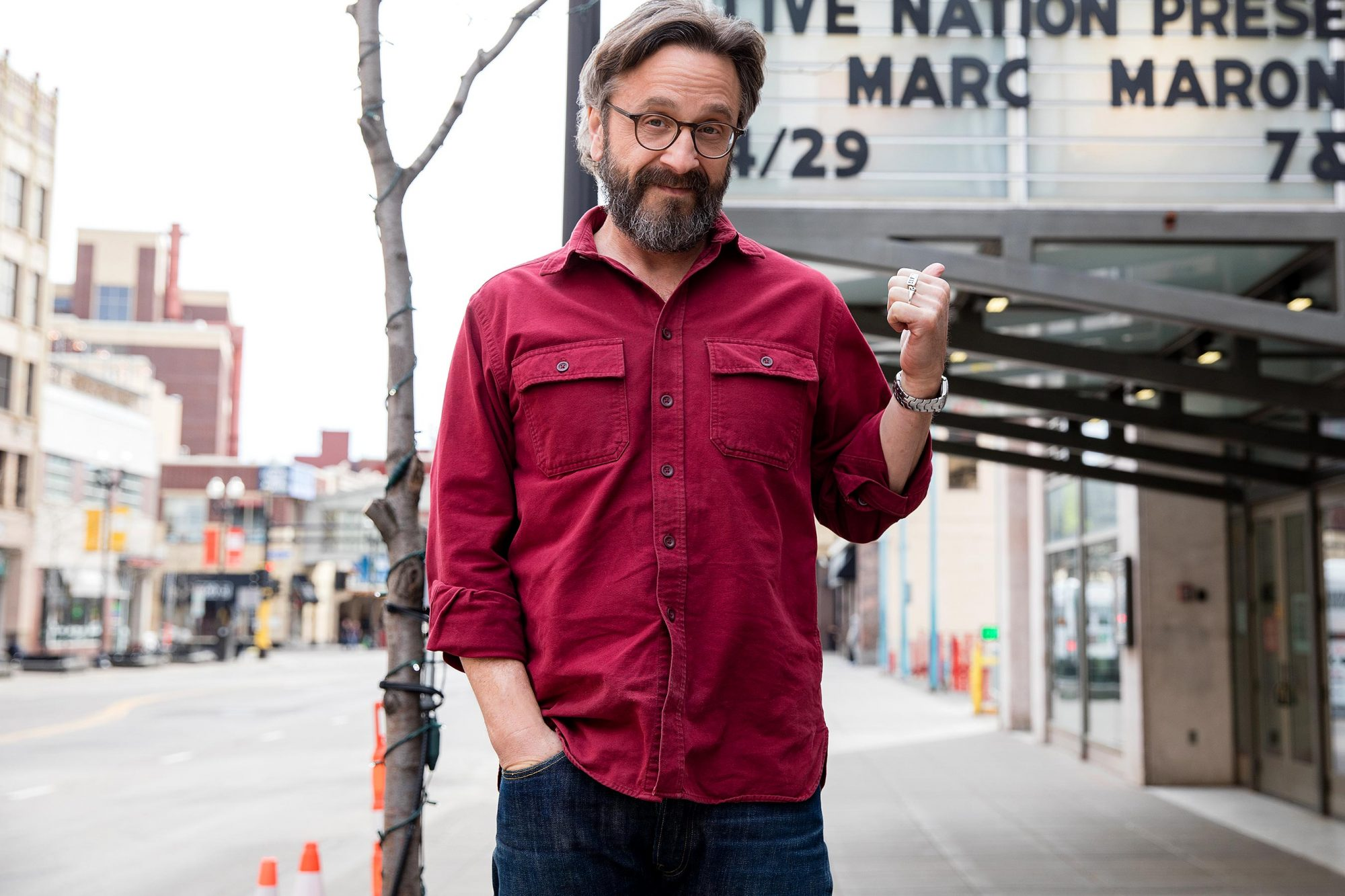 Marc Maron - Minneapolis, Minnesota