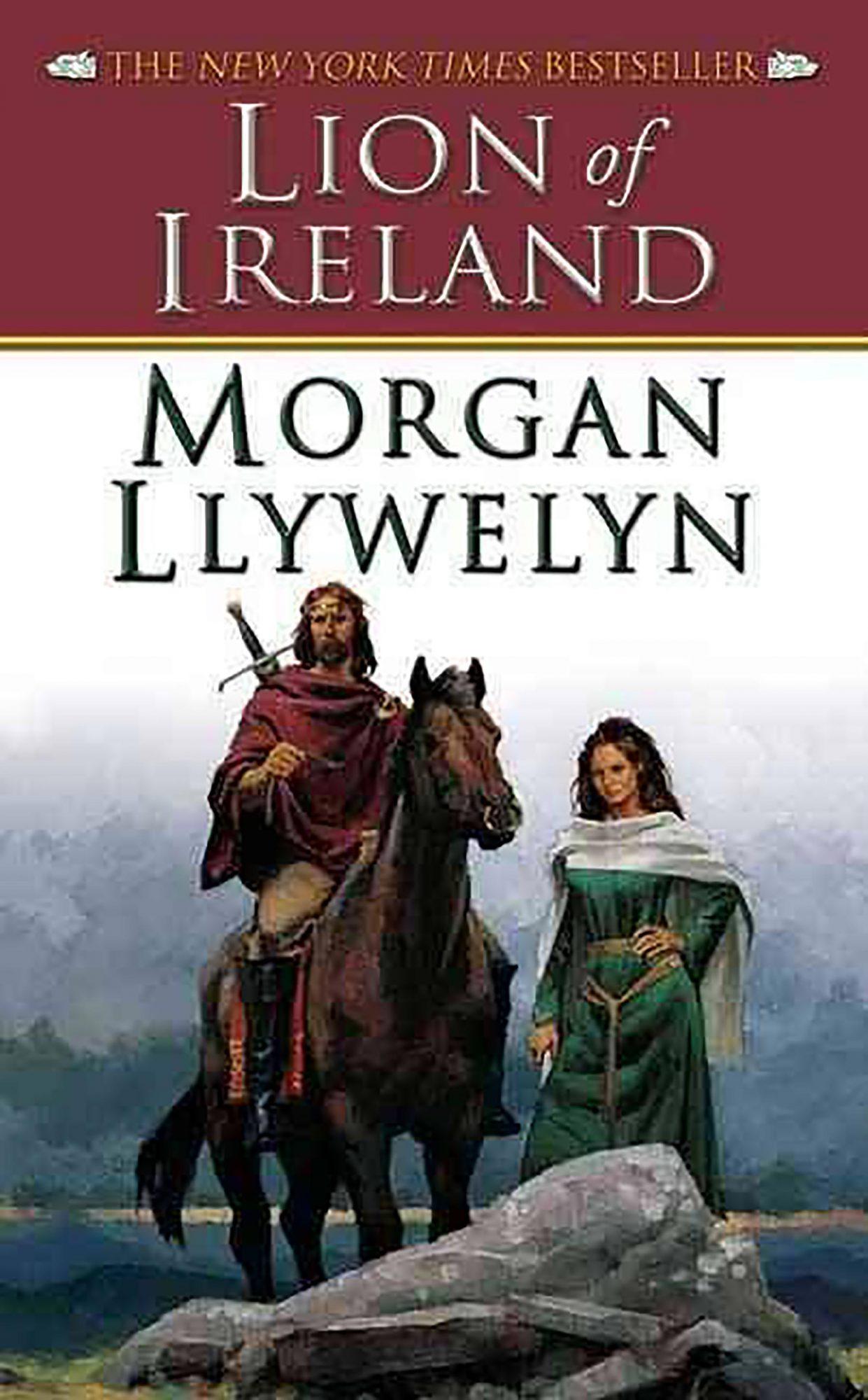 Morgan Llewellyn, Lion of Ireland