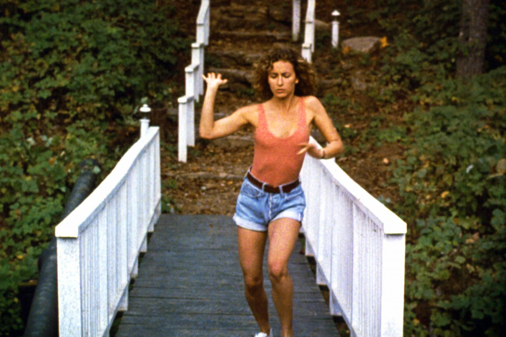 DIRTY DANCING, Jennifer Grey, 1987. (c) Artisan Entertainment/ Courtesy: Everett Collection.