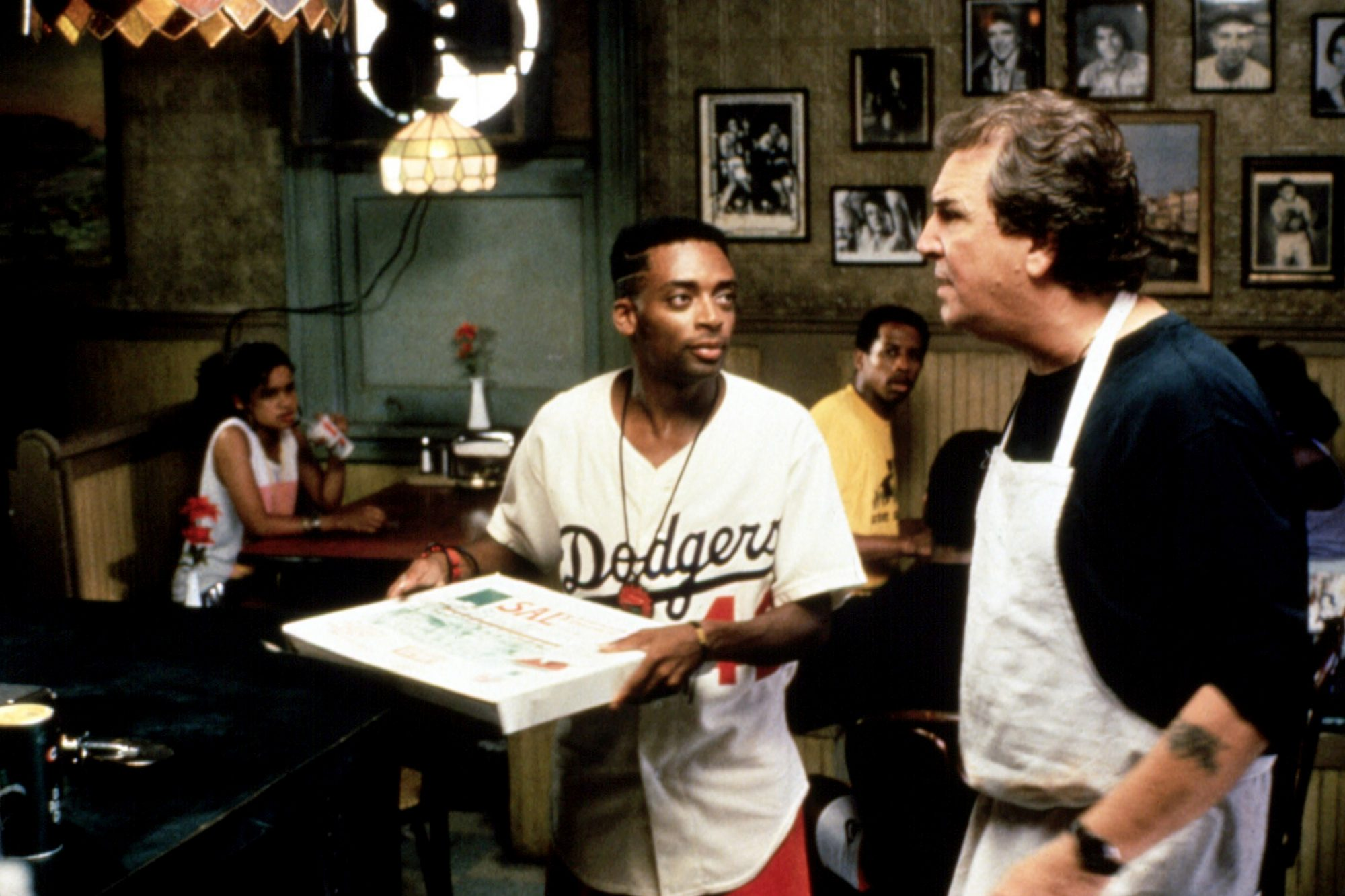 Do the Right Thing on HBO Go
