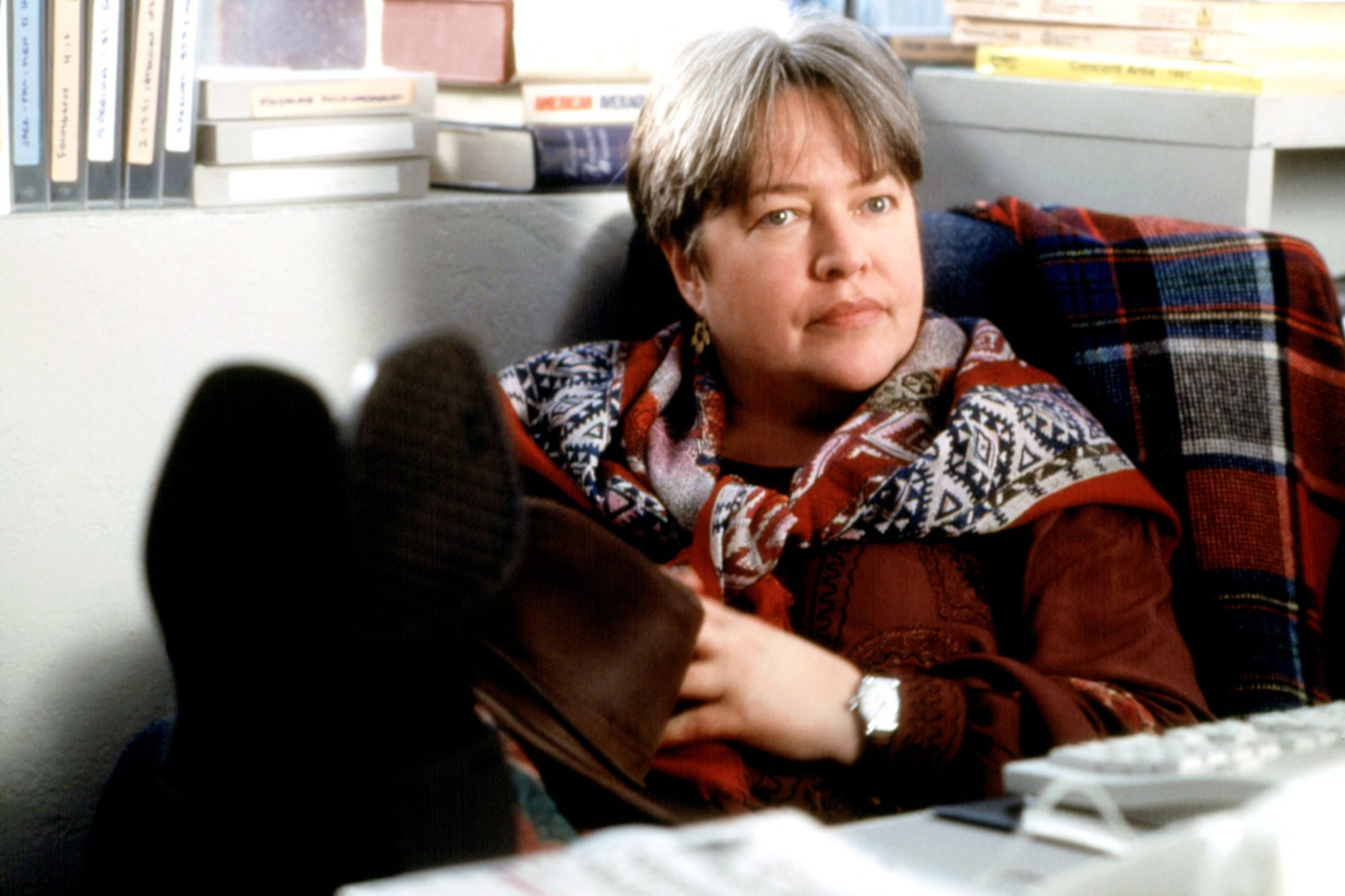 PRIMARY COLORS, Kathy Bates, 1998