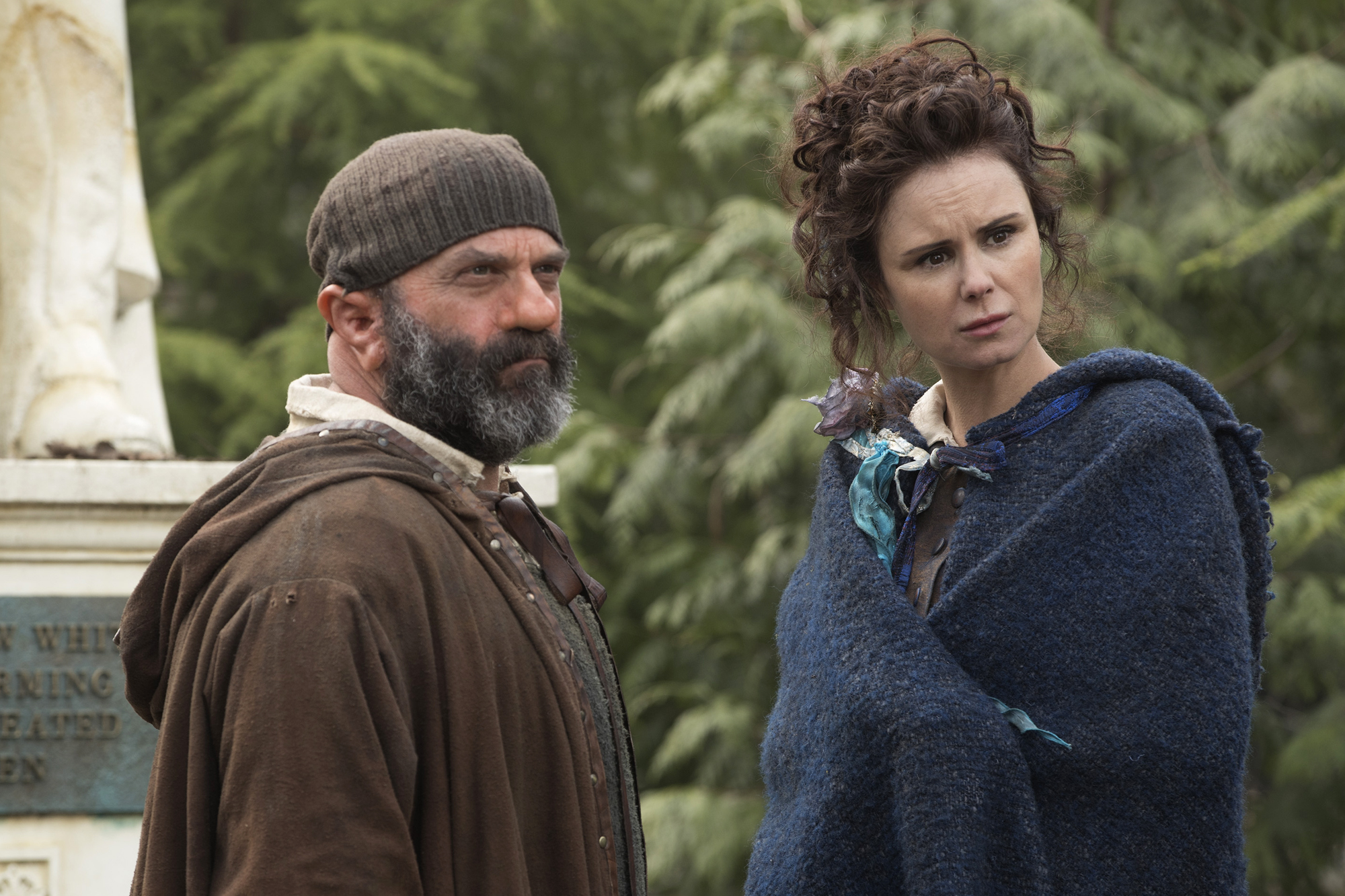LEE ARENBERG, KEEGAN CONNOR TRACY