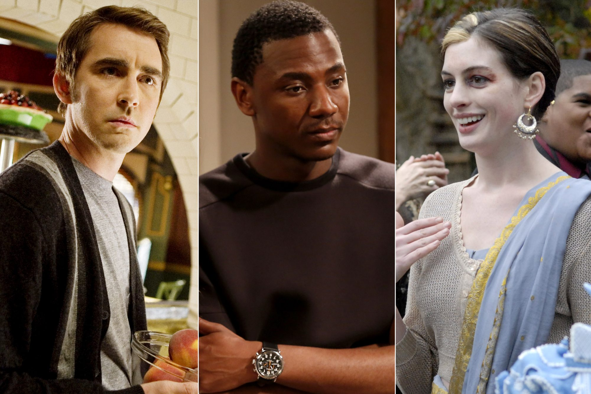 Pushing Daisies/ The Carmichael Show/ Rachel Getting Married