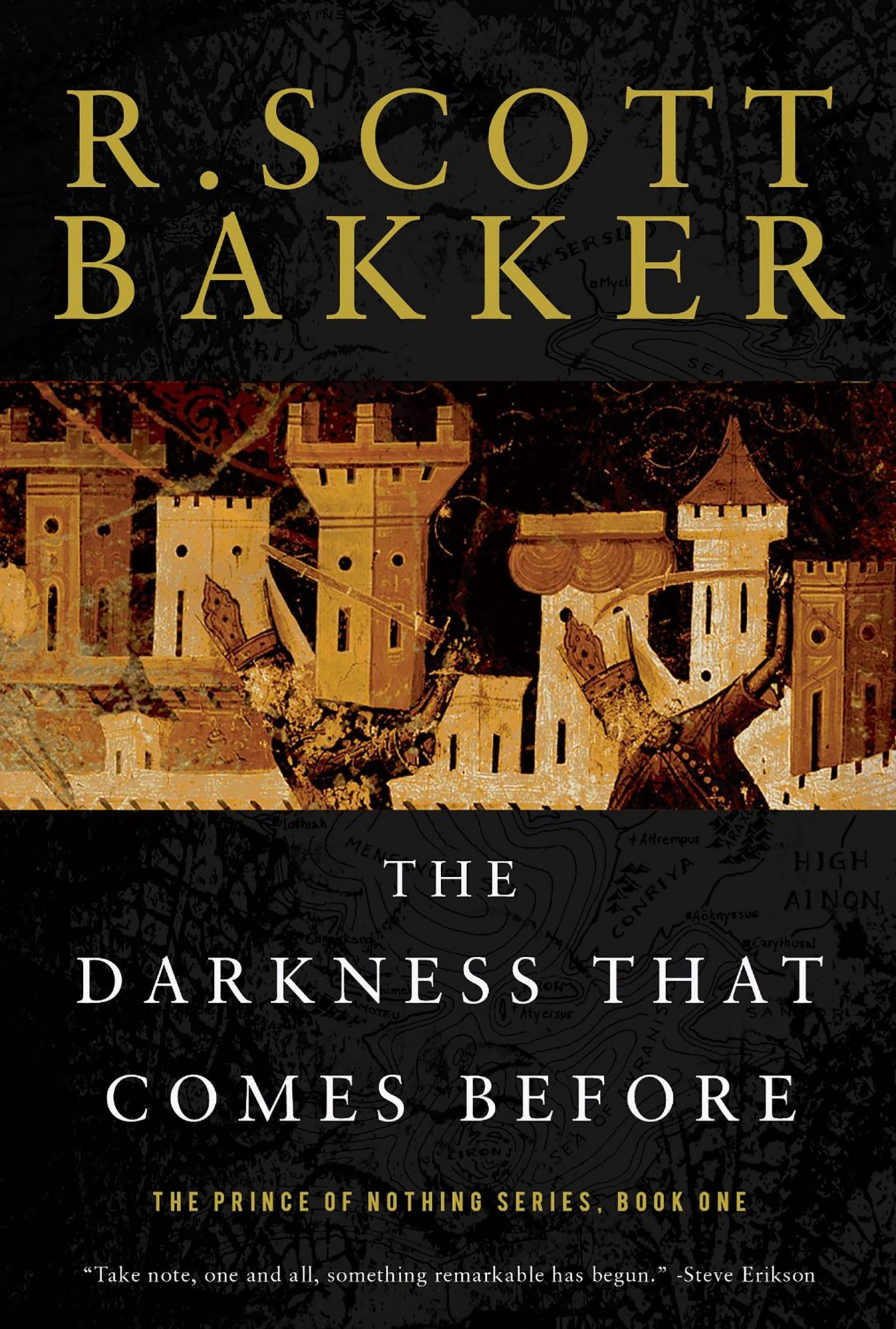 R. Scott Bakker, The Darkness That Comes Before