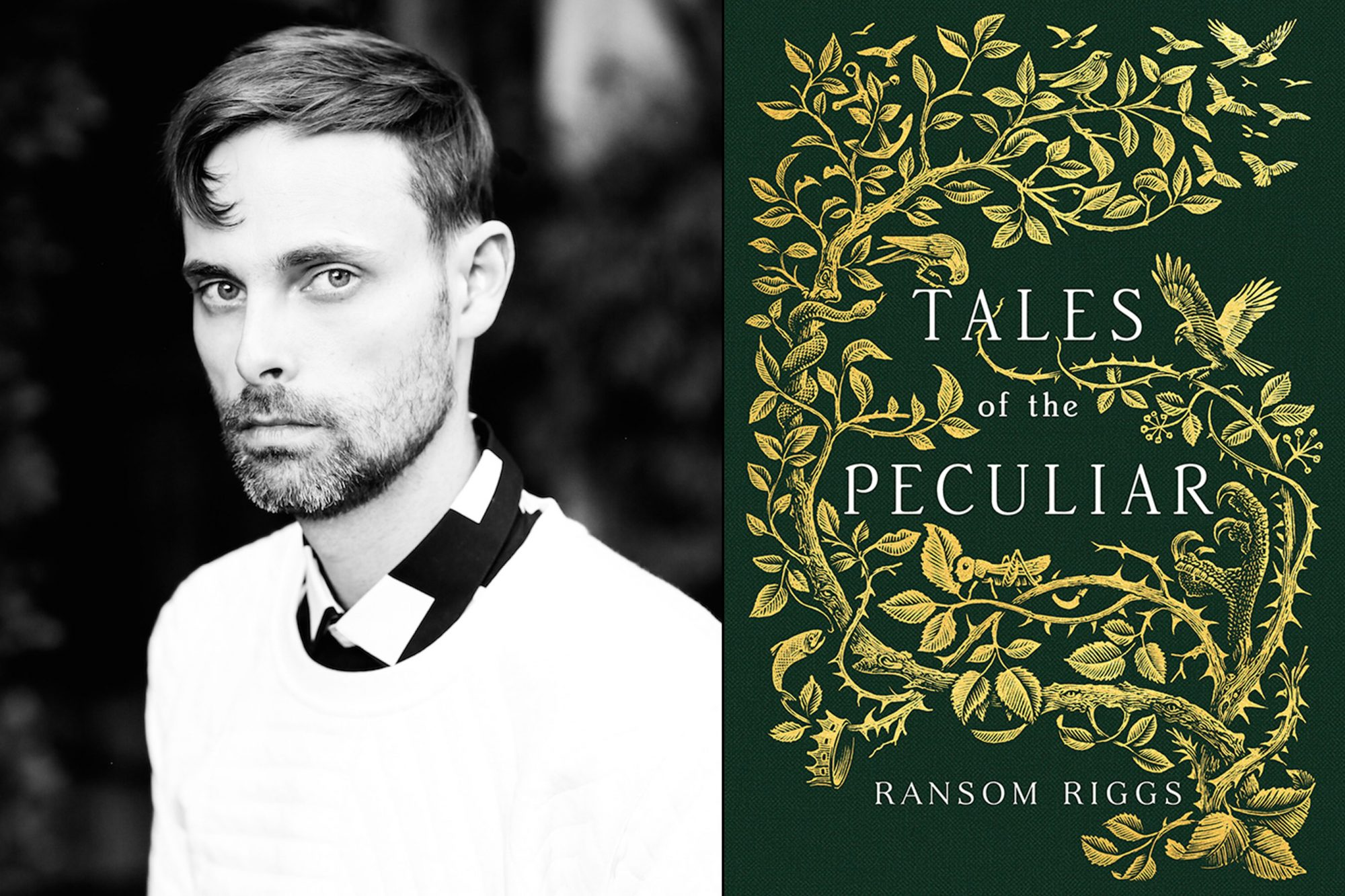 Ransom Riggs/ Tales of the Peculiar