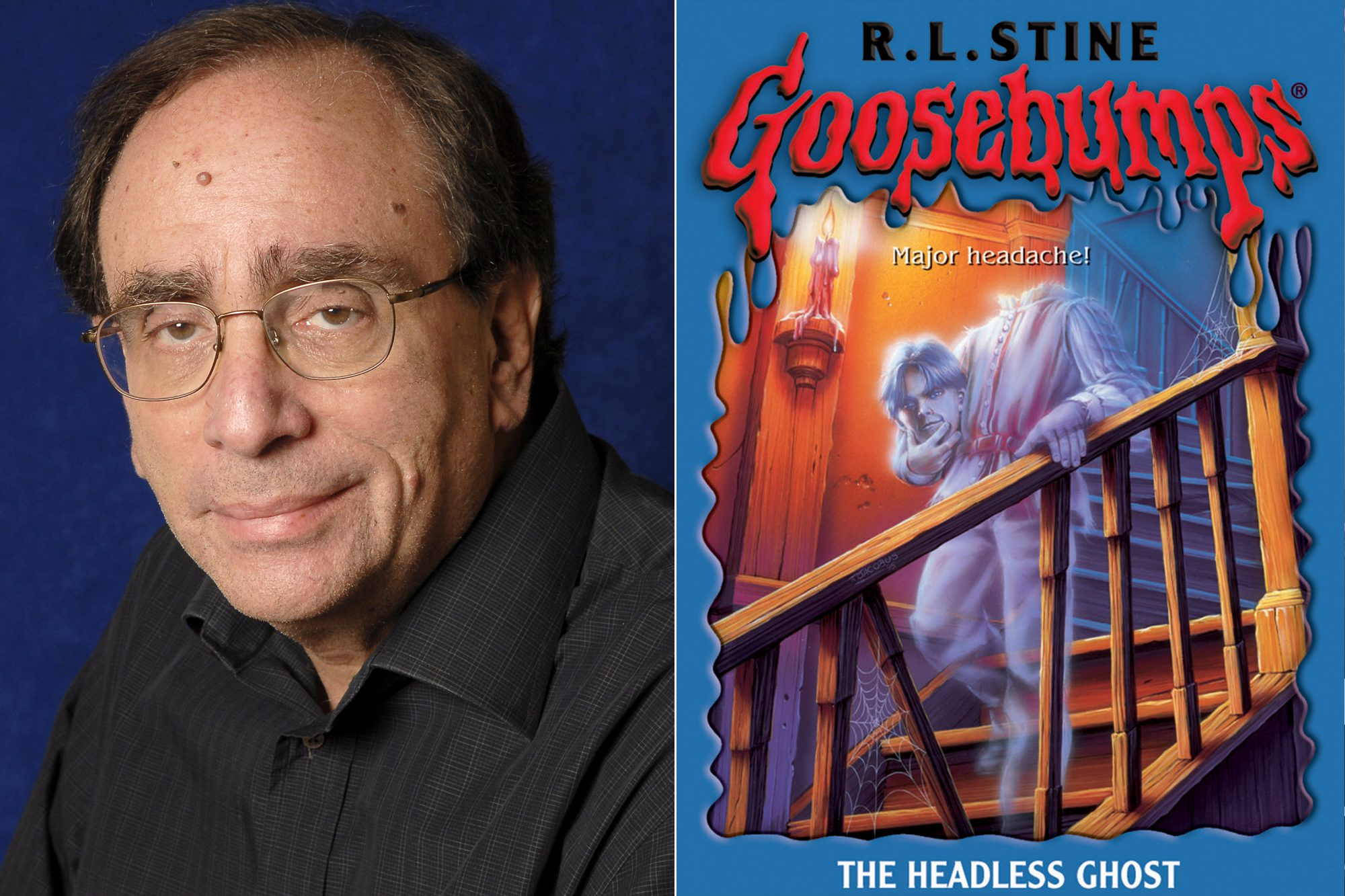 R.L. Stine/ Goosebumps: The Headless Ghost